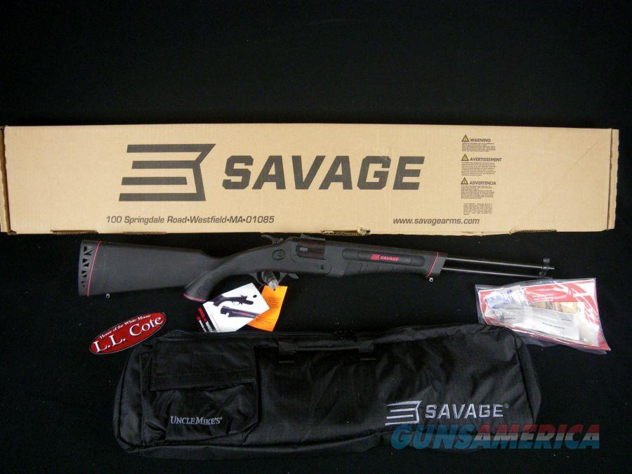 "Savage Model 42 Takedown 22lr/410ga 20"" NEW 22440  Guns > Rifles > Savage Rifles > 42"
