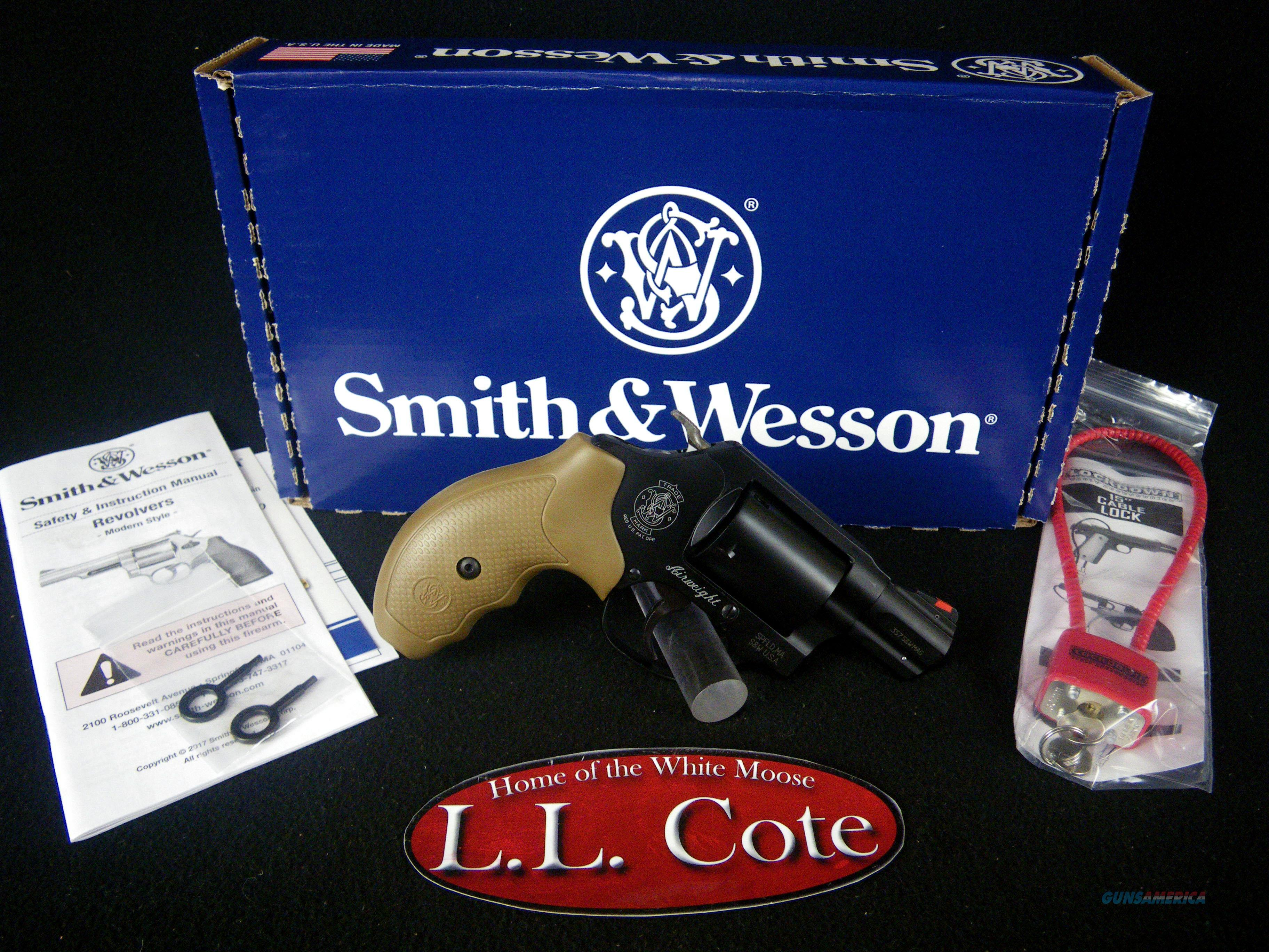 "Smith & Wesson Model 360 357mag/38Spl+P 1.875"" NEW 11749  Guns > Pistols > Smith & Wesson Revolvers > Small Frame ( J )"