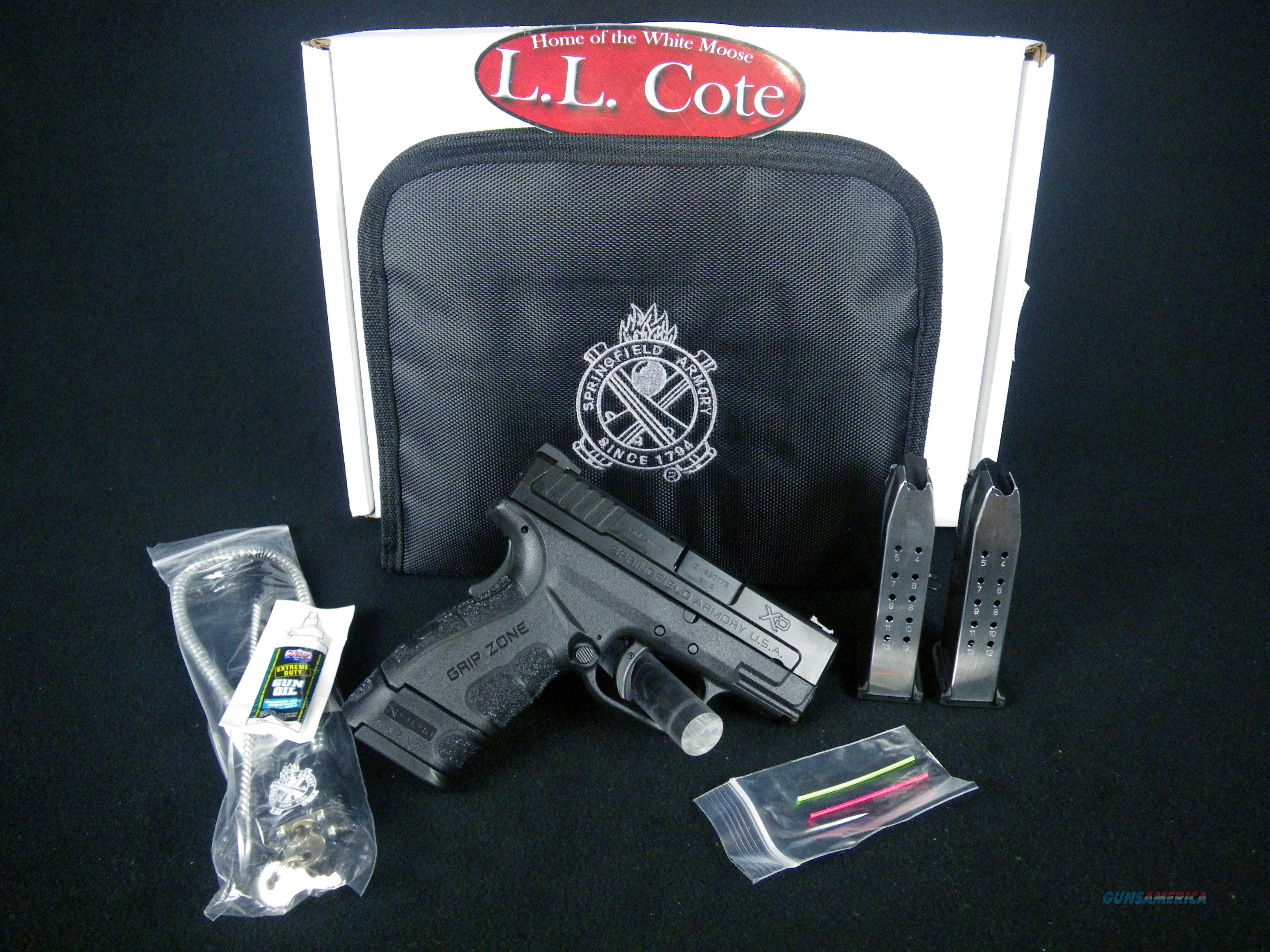 "Springfield XD Mod.2 Sub-Compact 9mm 3"" NEW XDG9801HCN  Guns > Pistols > Springfield Armory Pistols > XD-Mod.2"