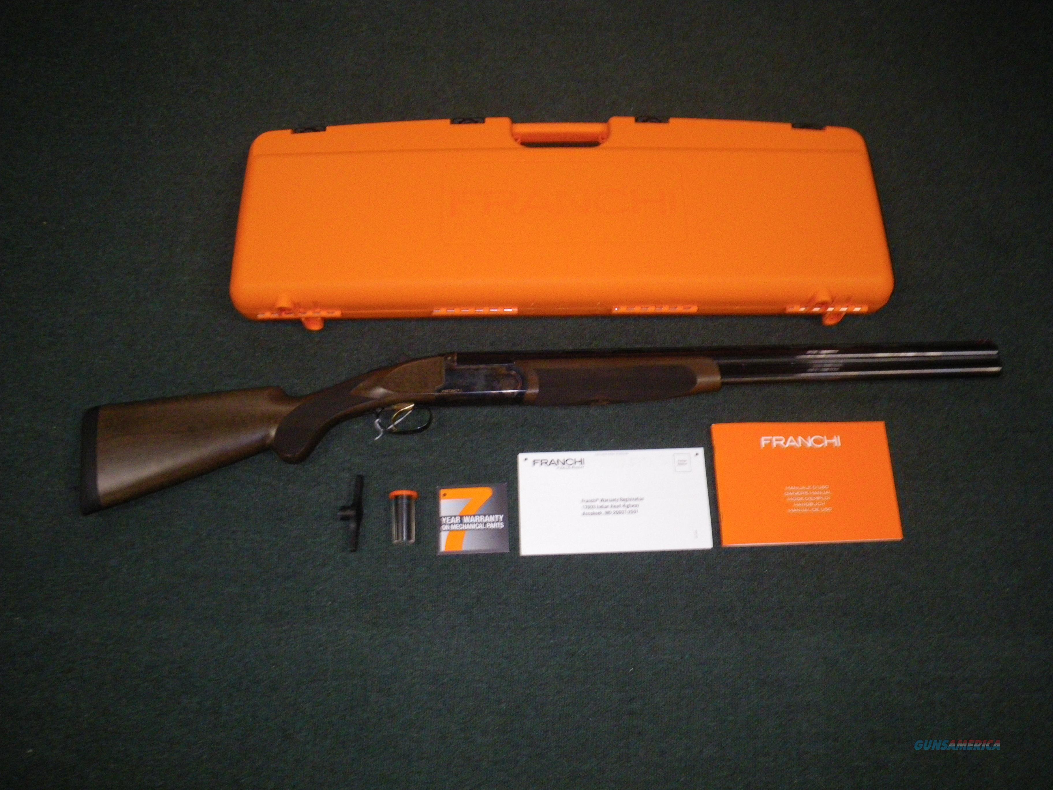 """Franchi Instinct L Over/Under Shotgun 28ga 28"""" NIB #40811  Guns > Shotguns > Franchi Shotguns > Over/Under > Hunting"""