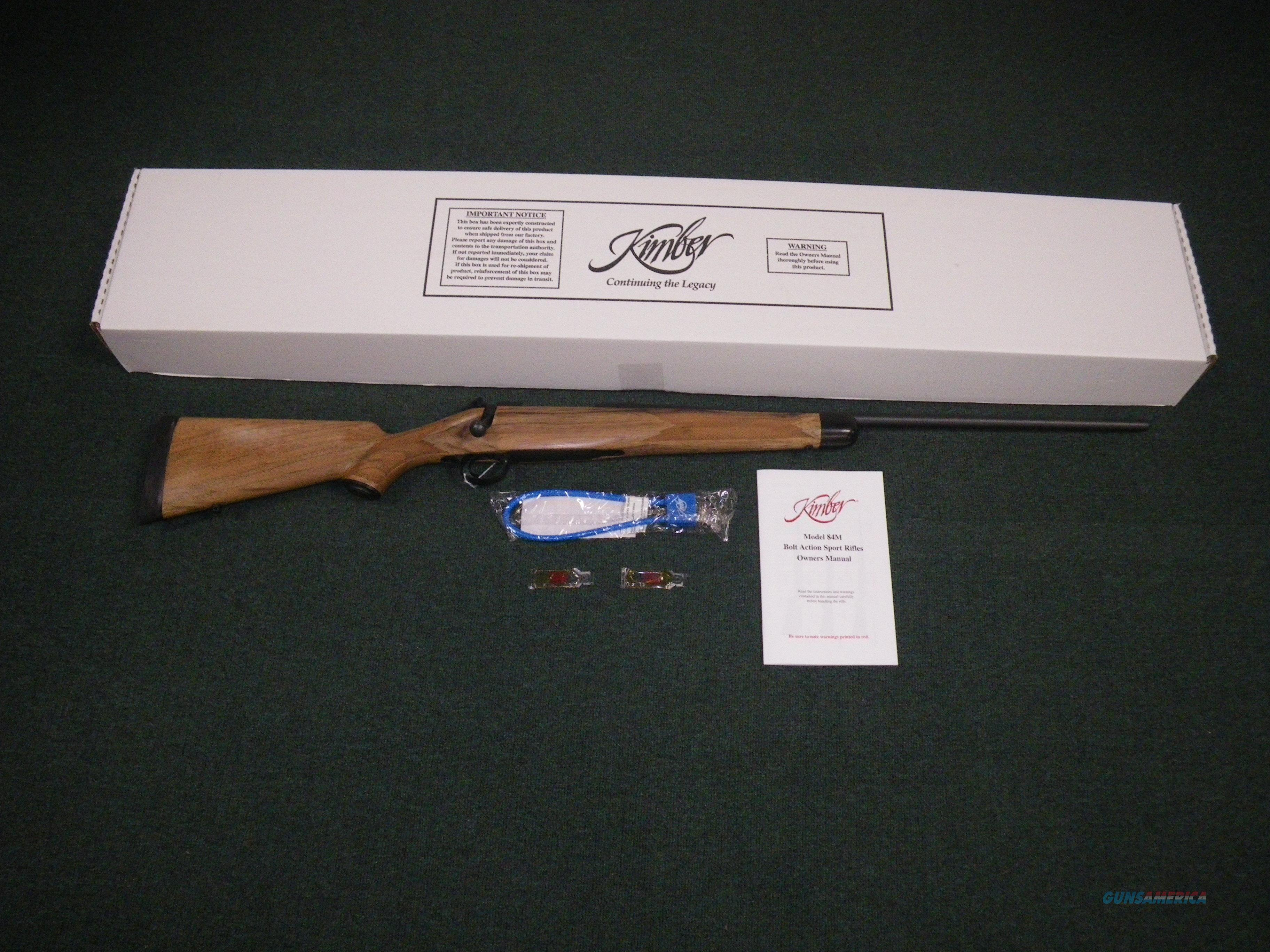 "Kimber 84L Classic Select Grade 280 Ack Imp 24""NEW #3000751  Guns > Rifles > Kimber of America Rifles"