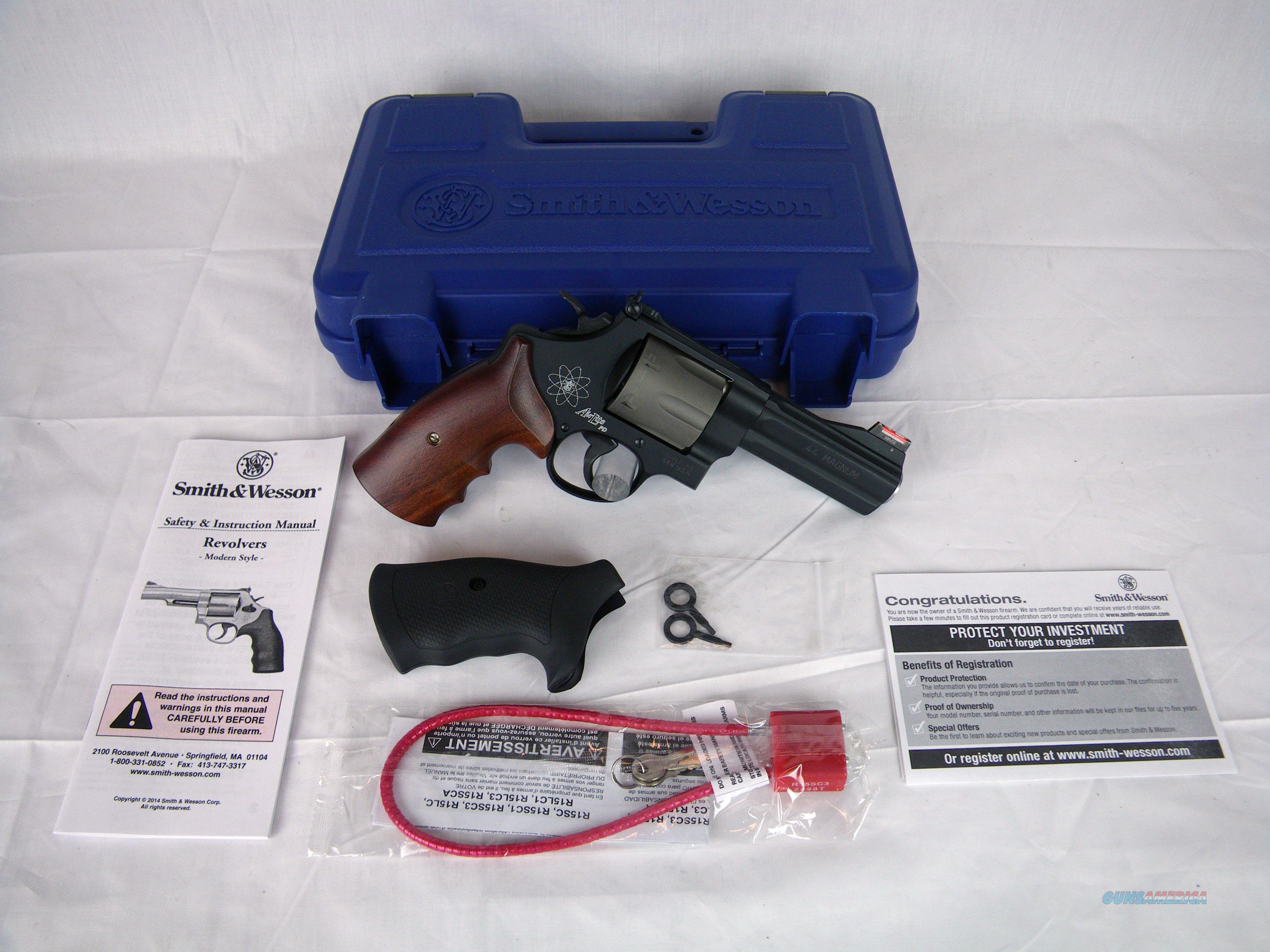 "Smith & Wesson Model 329PD AirLite 44 Mag 4"" NEW #163414  Guns > Pistols > Smith & Wesson Revolvers > Small Frame ( J )"
