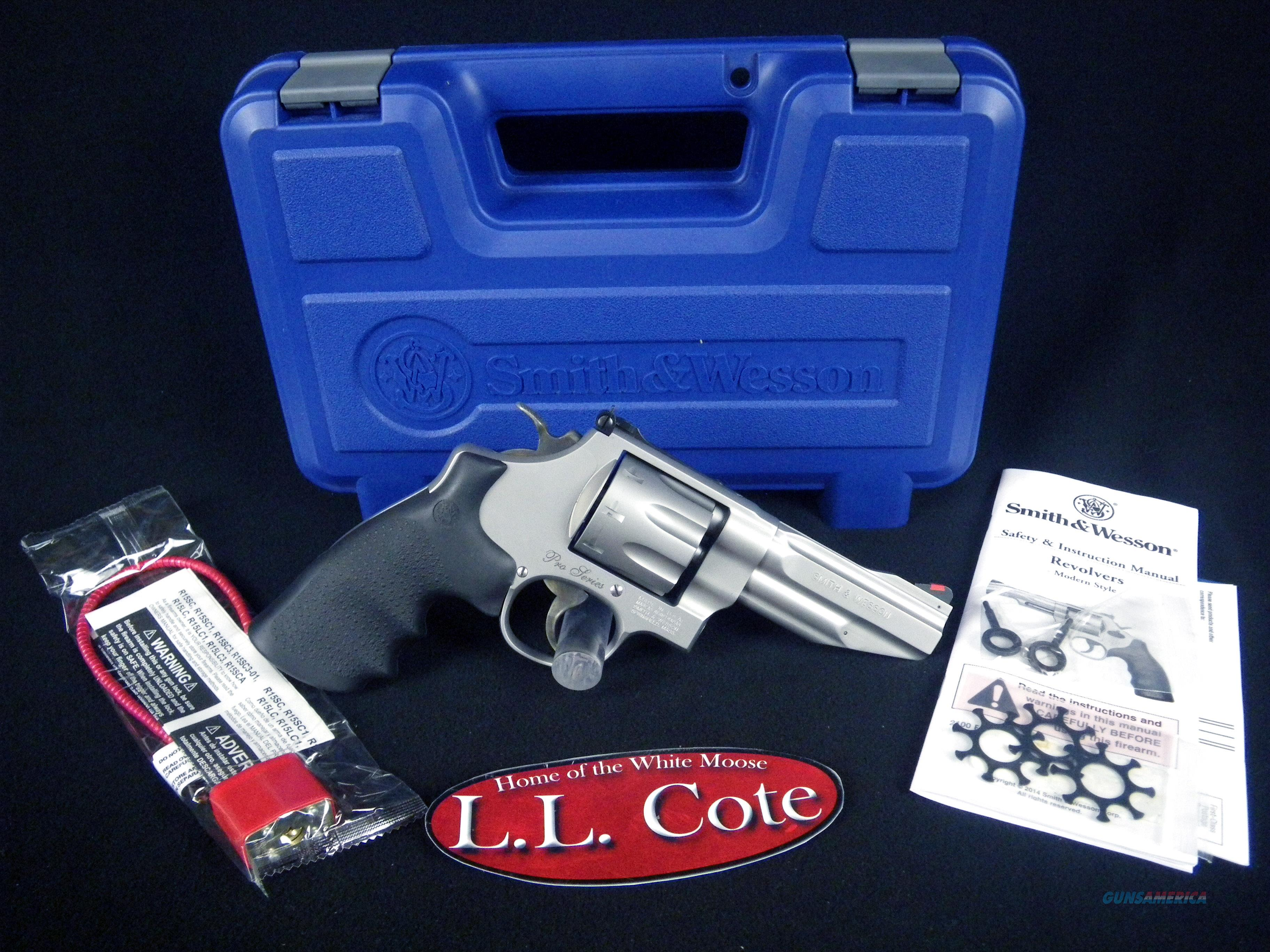 """Smith & Wesson Model 627 Pro Perf Cent 357Mag 4"""" NEW 178014  Guns > Pistols > Smith & Wesson Revolvers > Performance Center"""