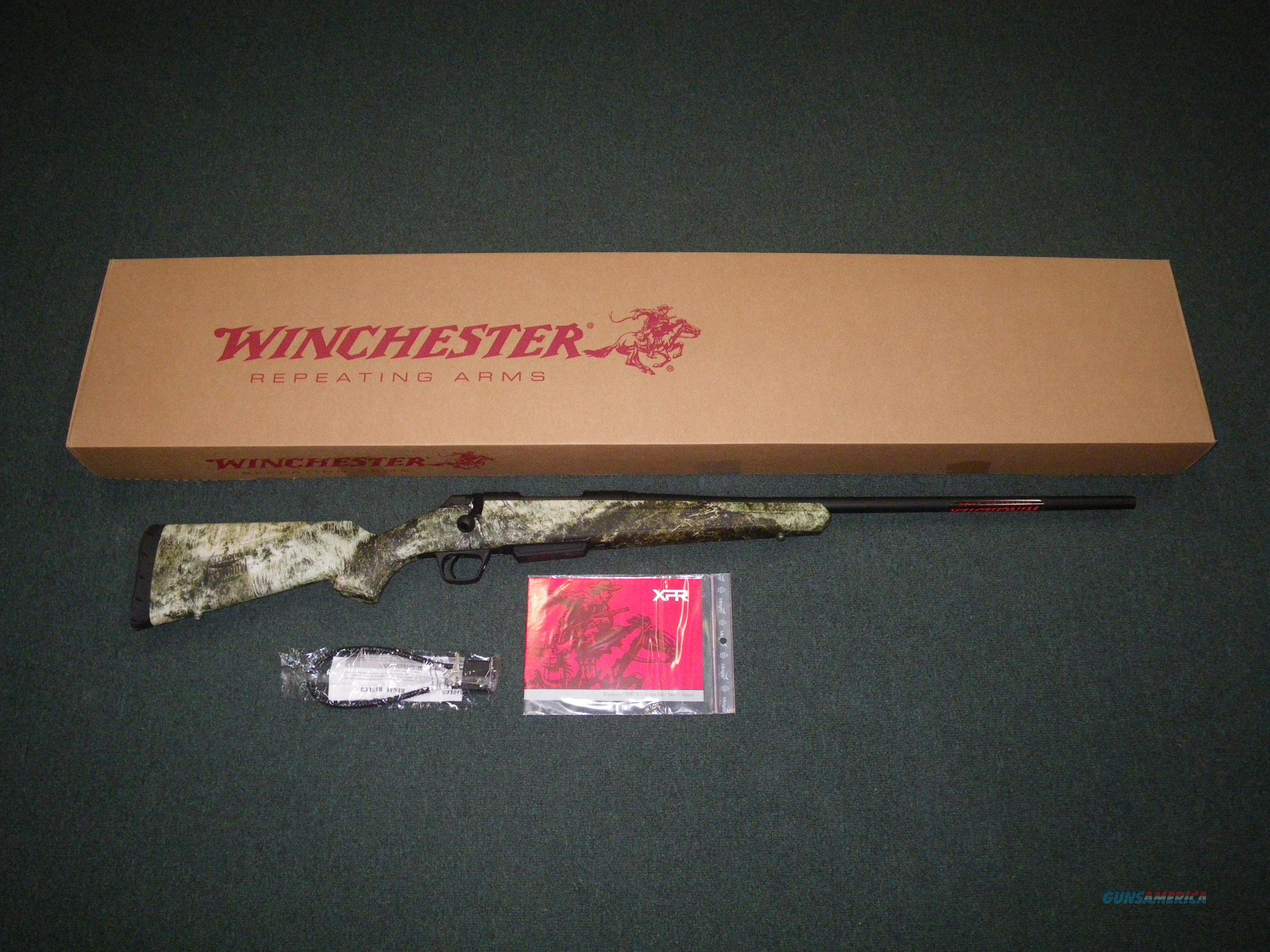 "Winchester XPR Hunter Country Range 300WSM 24"" NEW #535722255  Guns > Rifles > Winchester Rifles - Modern Bolt/Auto/Single > Other Bolt Action"