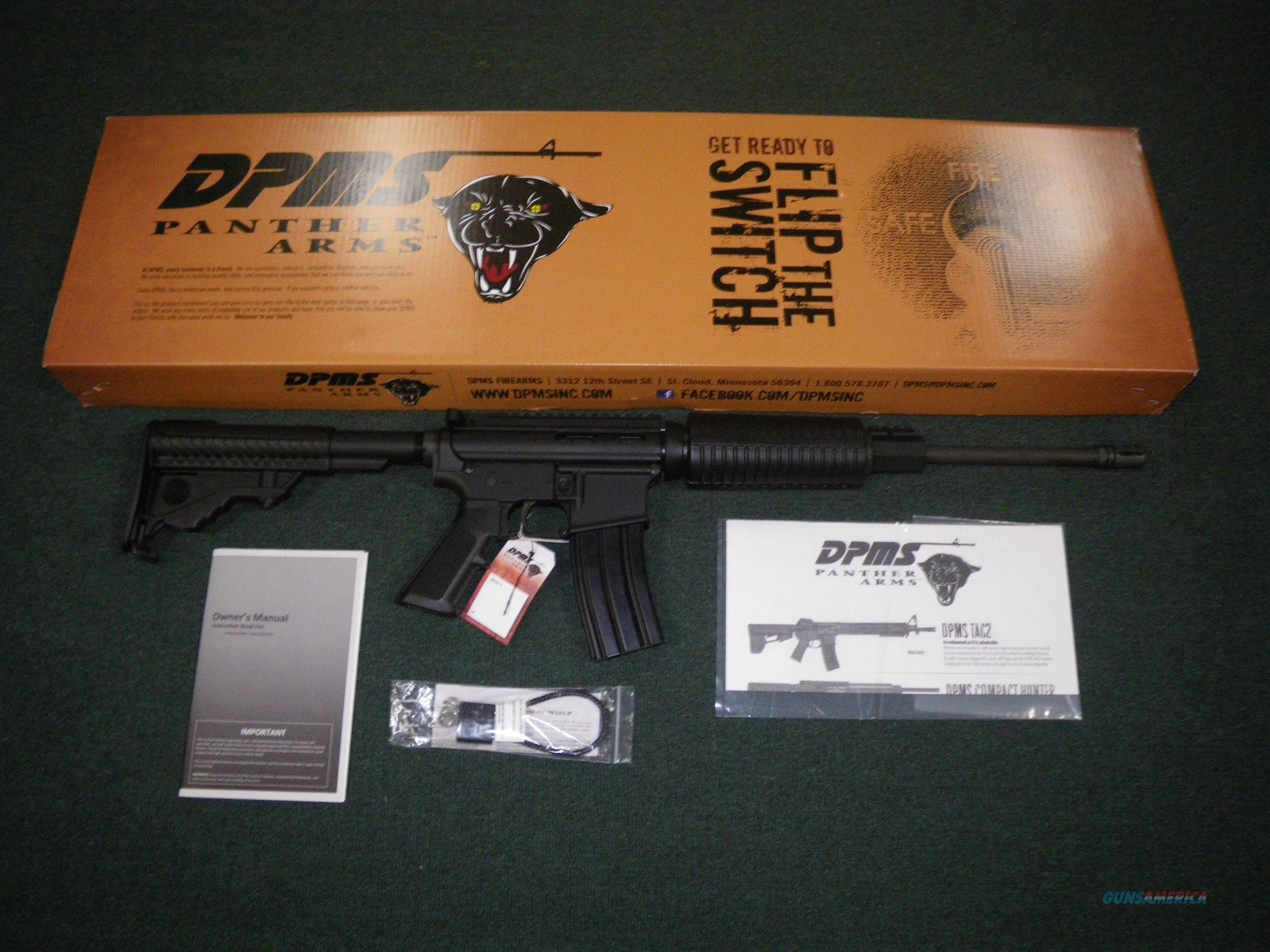 "DPMS Sportical 223 Rem 5.56 Nato 16"" RFLP-WCP New  Guns > Rifles > DPMS - Panther Arms > Complete Rifle"