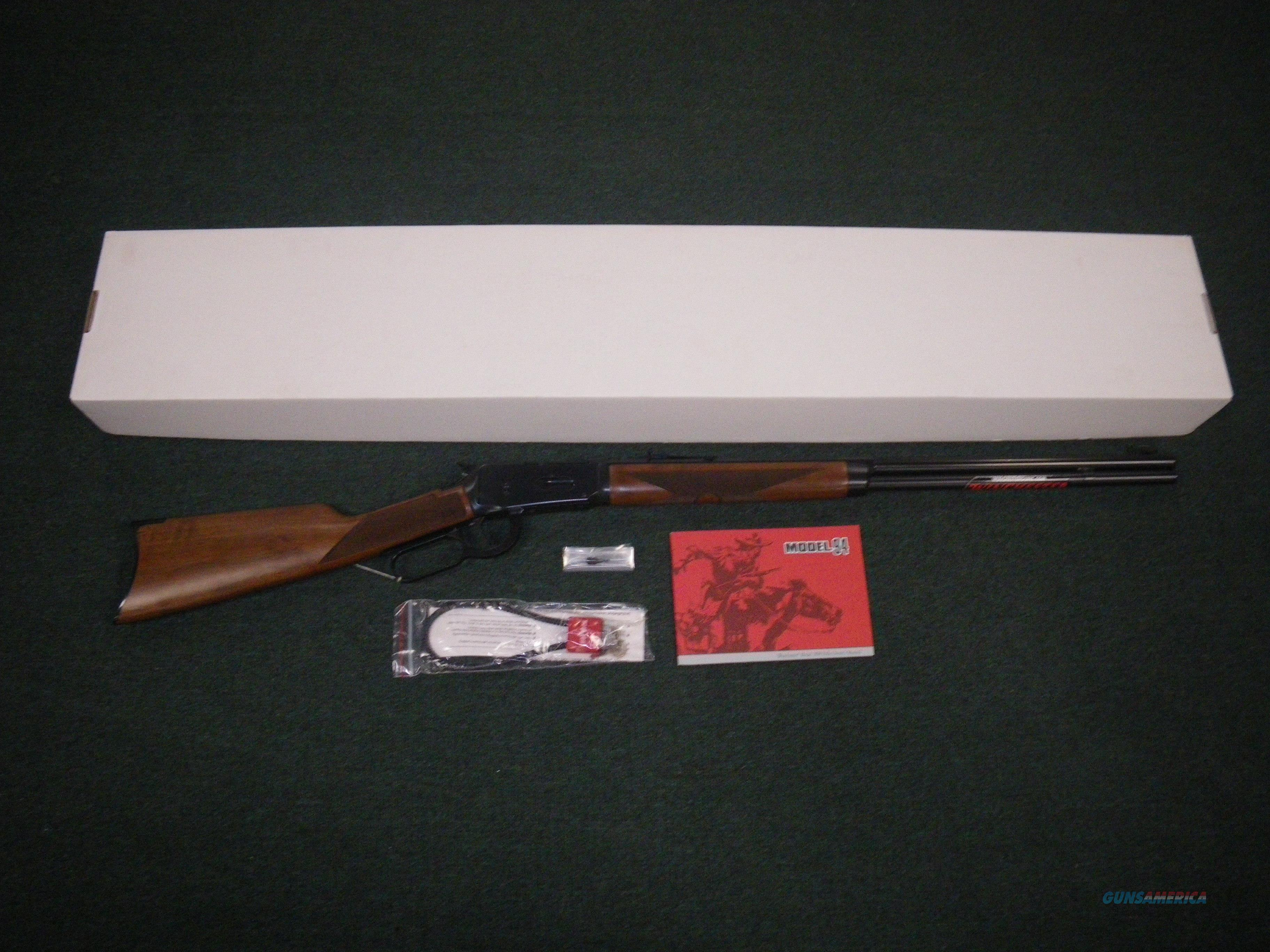"Winchester Model 94 Sporter 30-30 Win 24"" NEW NIB #534178114  Guns > Rifles > Winchester Rifles - Modern Lever > Model 94 > Post-64"
