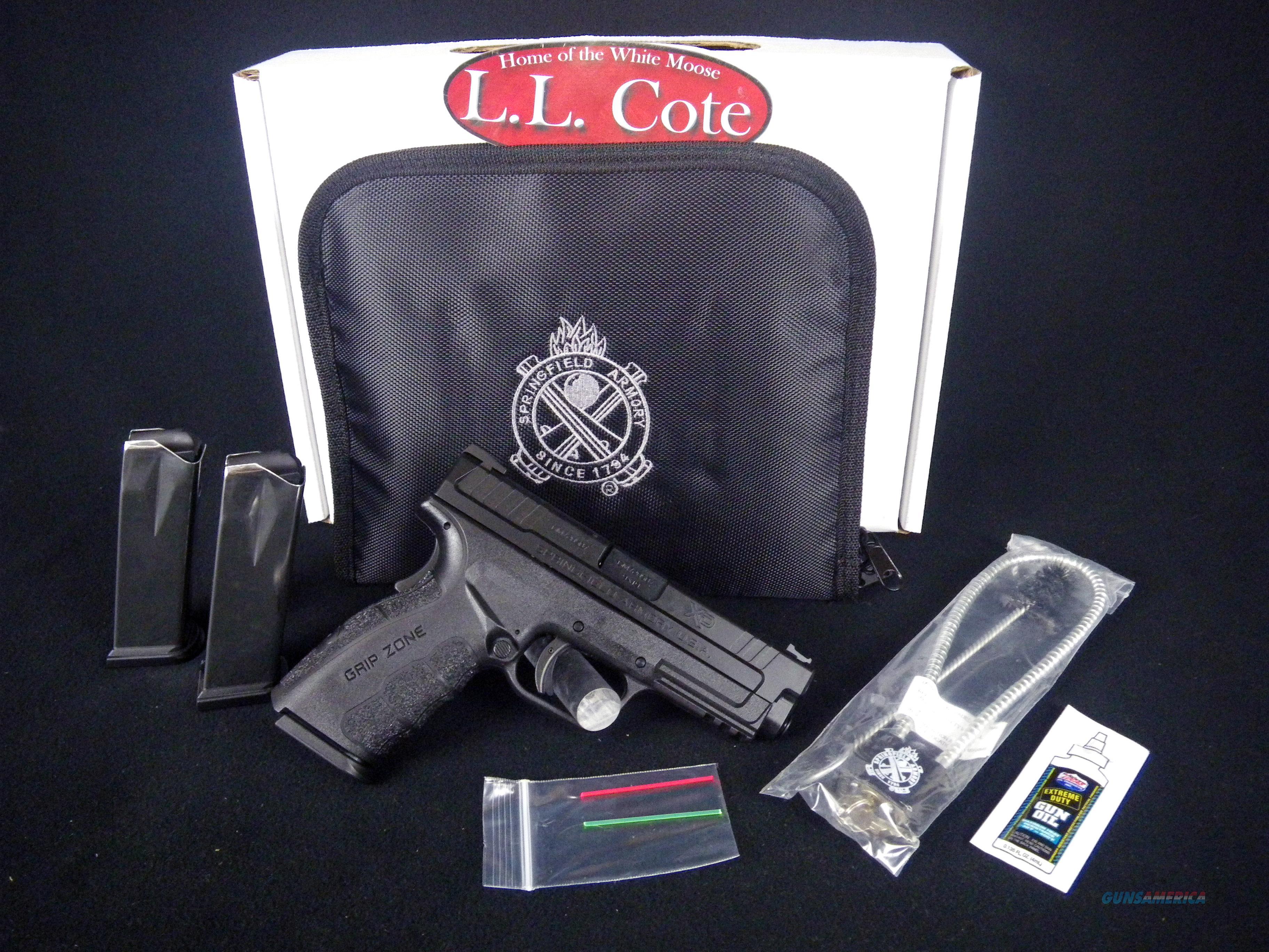 "Springfield XD Mod 2 Service Model 9mm 4"" NEW XDG9101HCN  Guns > Pistols > Springfield Armory Pistols > XD-Mod.2"