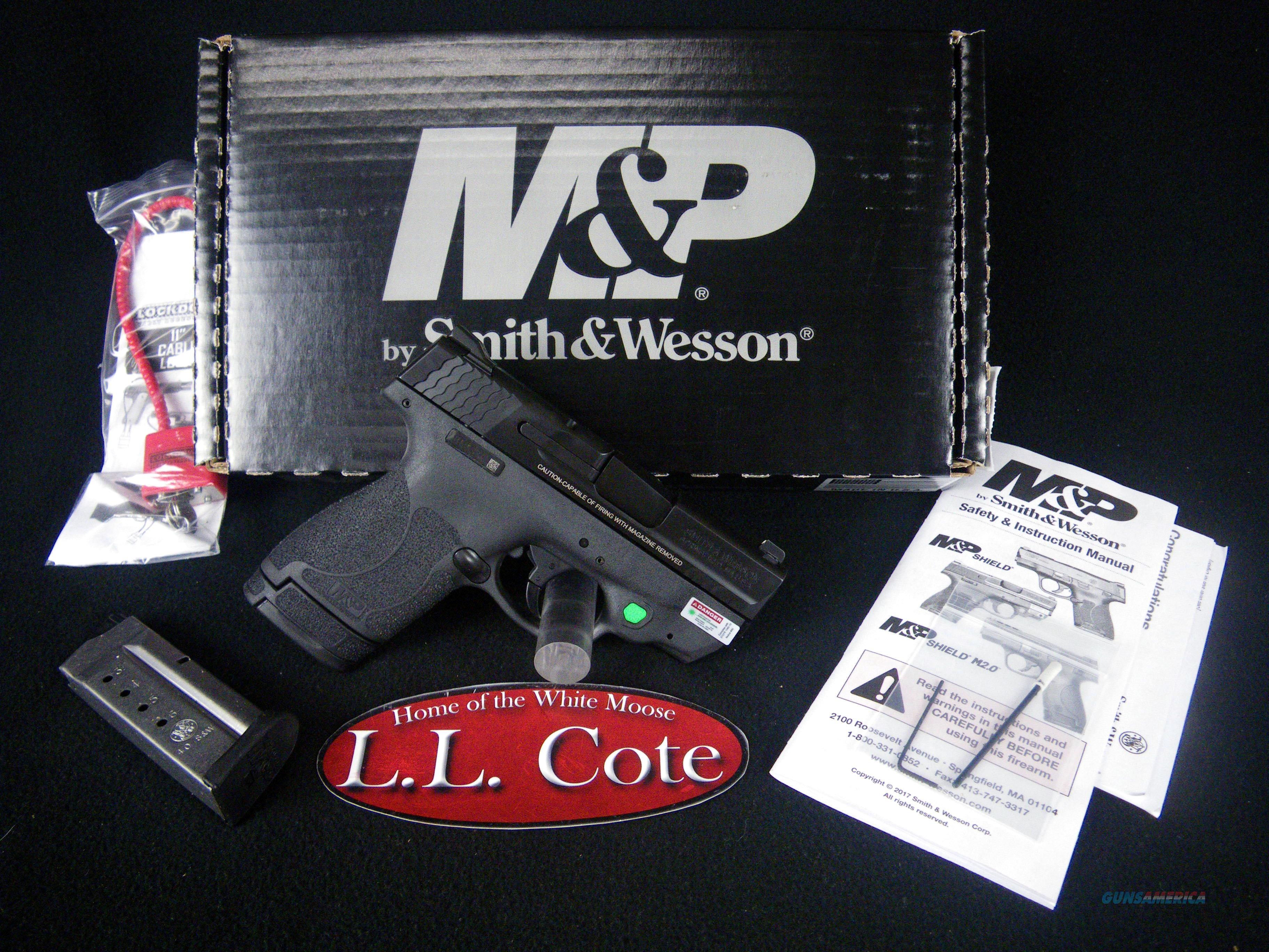"Smith & Wesson M&P40 Shield M2.0 40S&W 3.1"" NEW 11902  Guns > Pistols > Smith & Wesson Pistols - Autos > Shield"