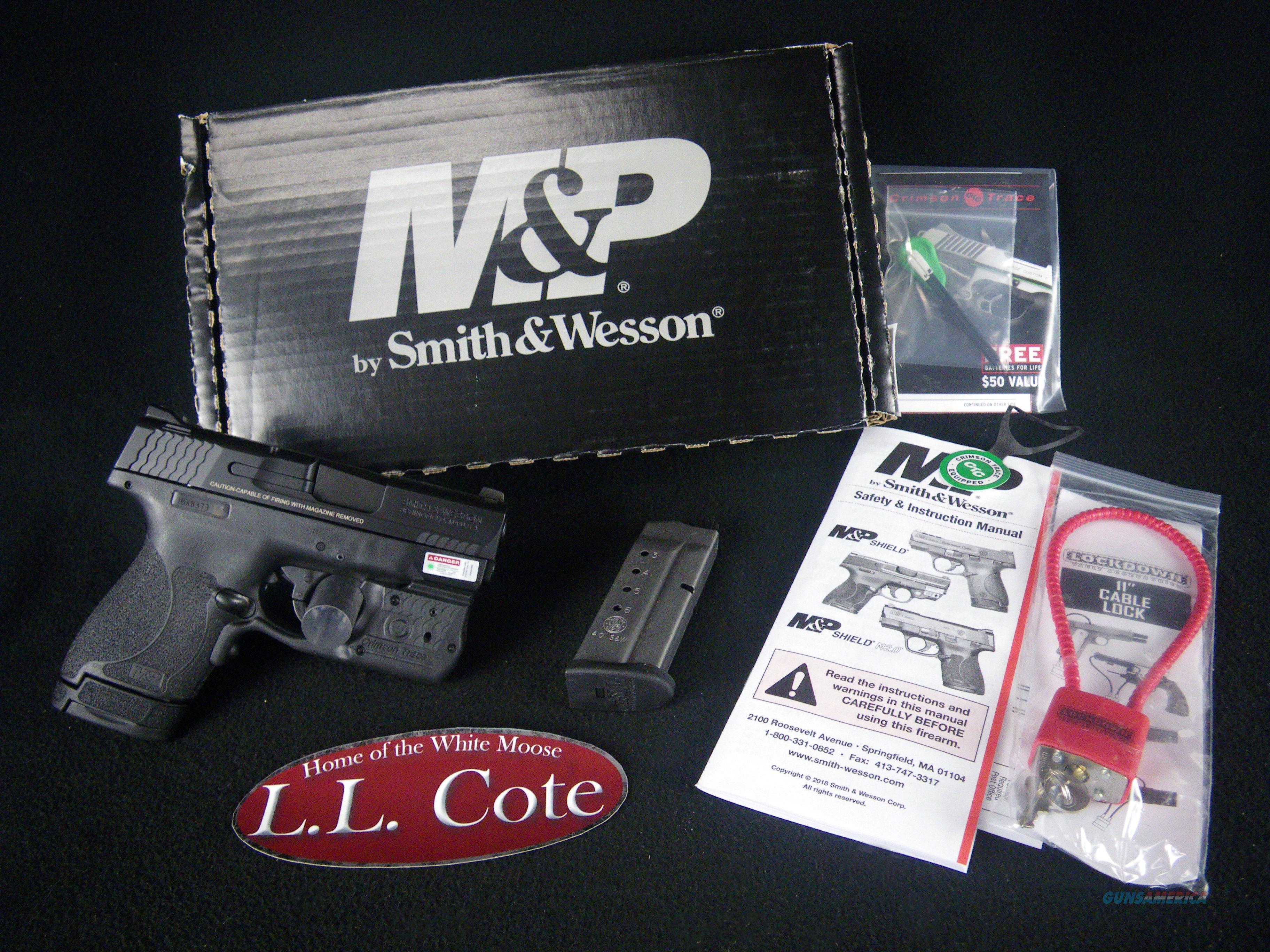 "Smith & Wesson M&P 40 Shield M2.0 40S&W 3.1"" NEW 11817  Guns > Pistols > Smith & Wesson Pistols - Autos > Shield"
