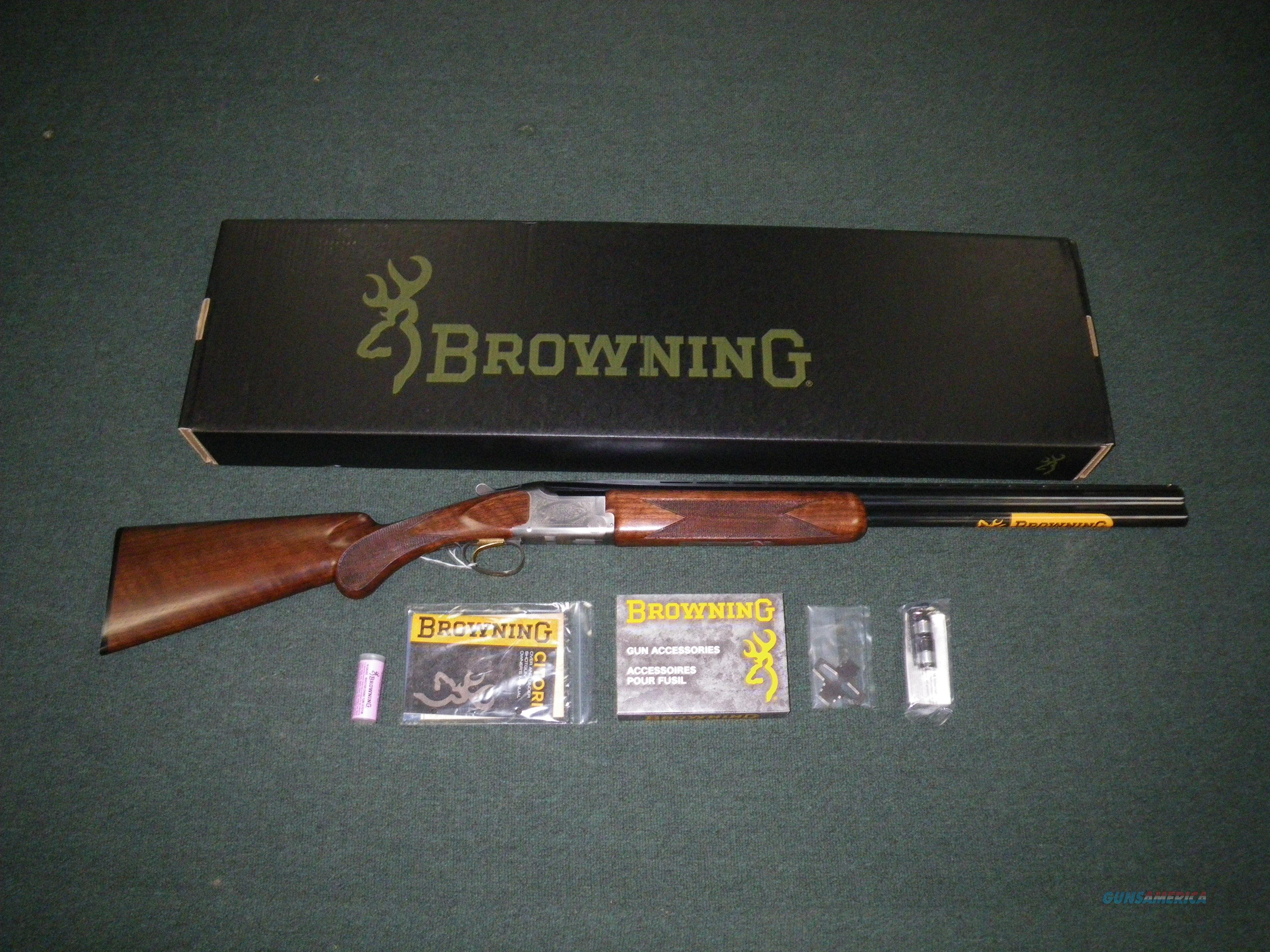 "Browning Citori White Lightning 16ga 28"" 2 3/4"" Chmbr #013462513  Guns > Shotguns > Browning Shotguns > Over Unders > Citori > Hunting"