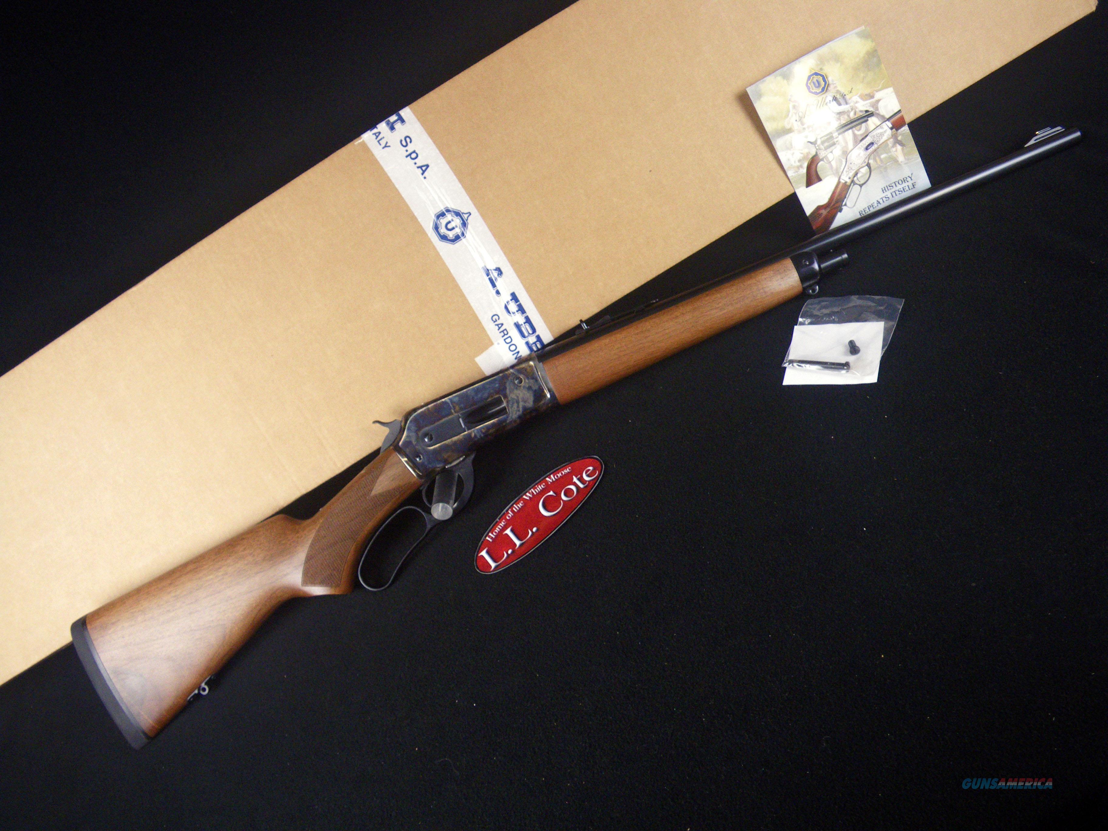 "Uberti 1886 Hunter Lite 45-70 22"" Wood NEW 71231  Guns > Rifles > Uberti Rifles > Lever Action"
