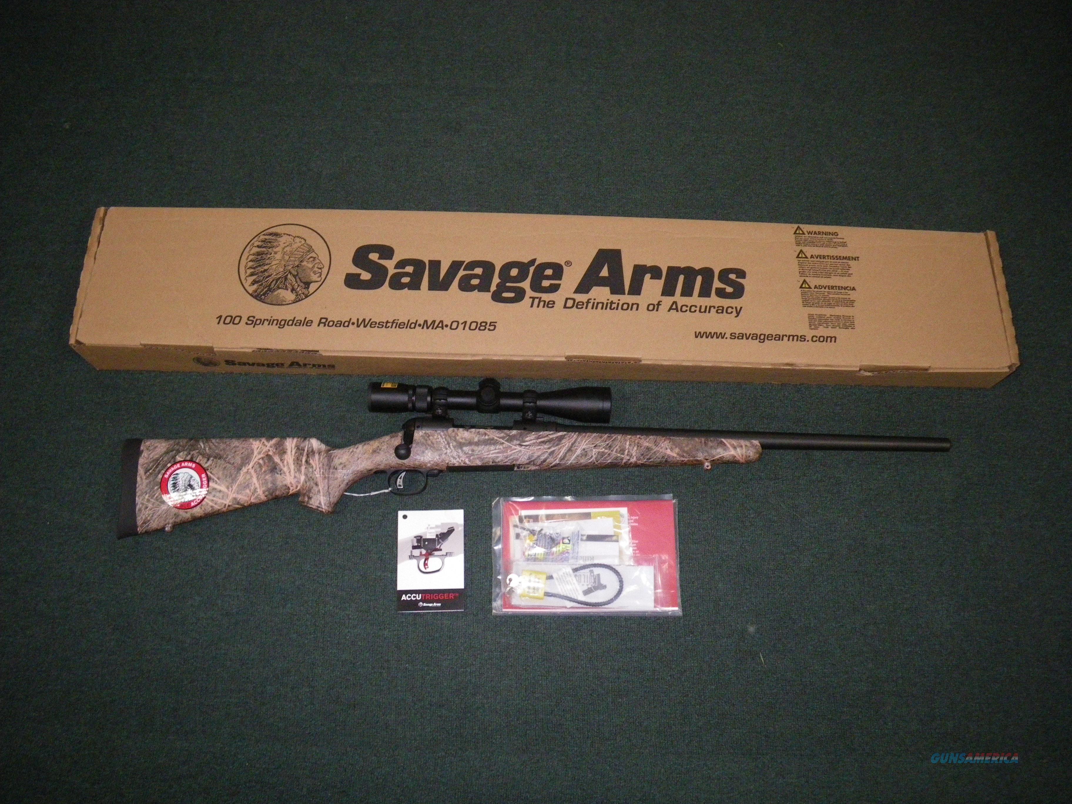 "Savage 111 Trophy Predator Hunter 6.5 Creedmoor 22"" #22216  Guns > Rifles > Savage Rifles > 11/111"
