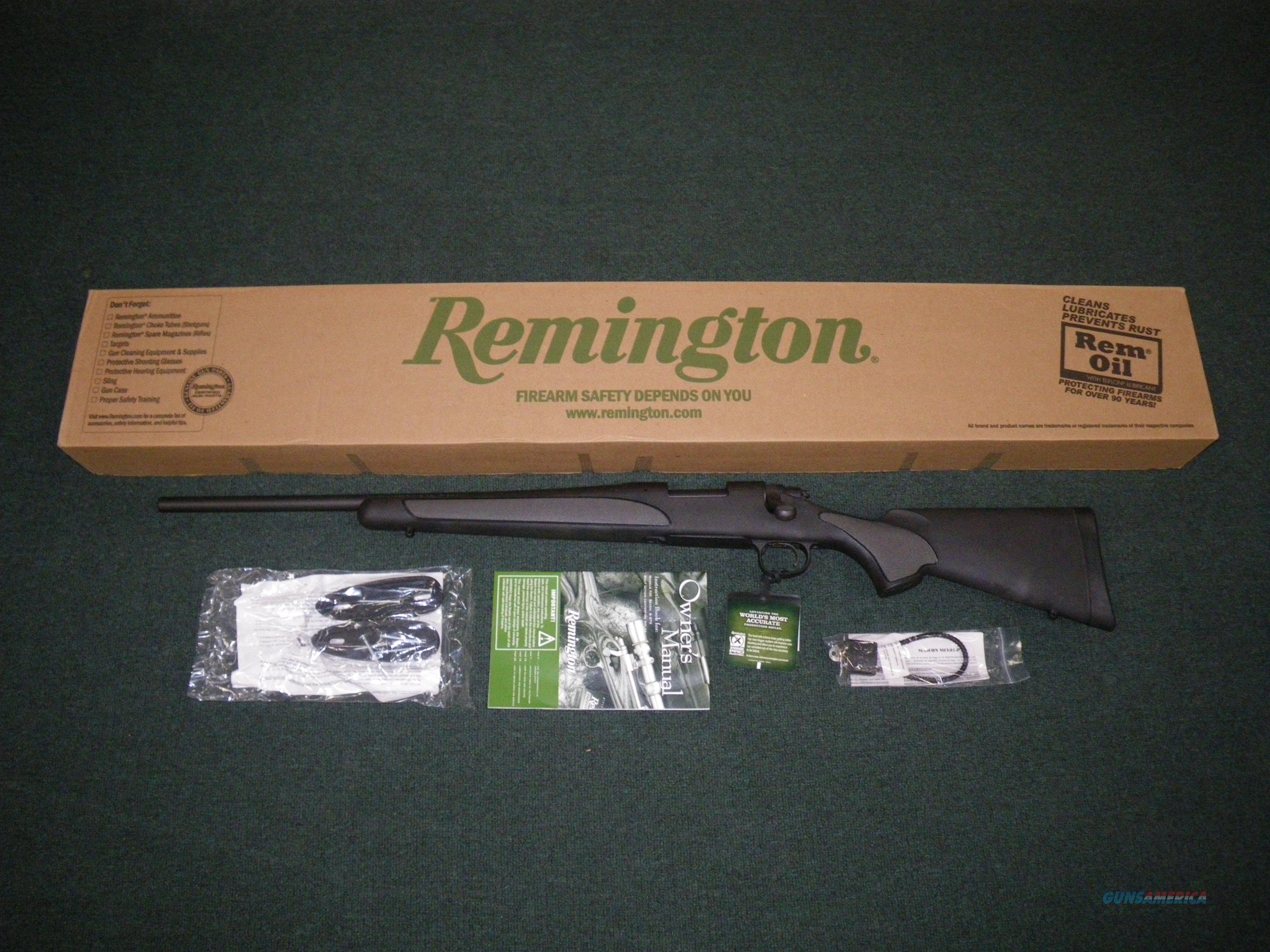 "Remington Model 700 SPS Compact LH 243 Win 20"" NEW #84150  Guns > Rifles > Remington Rifles - Modern > Model 700 > Sporting"