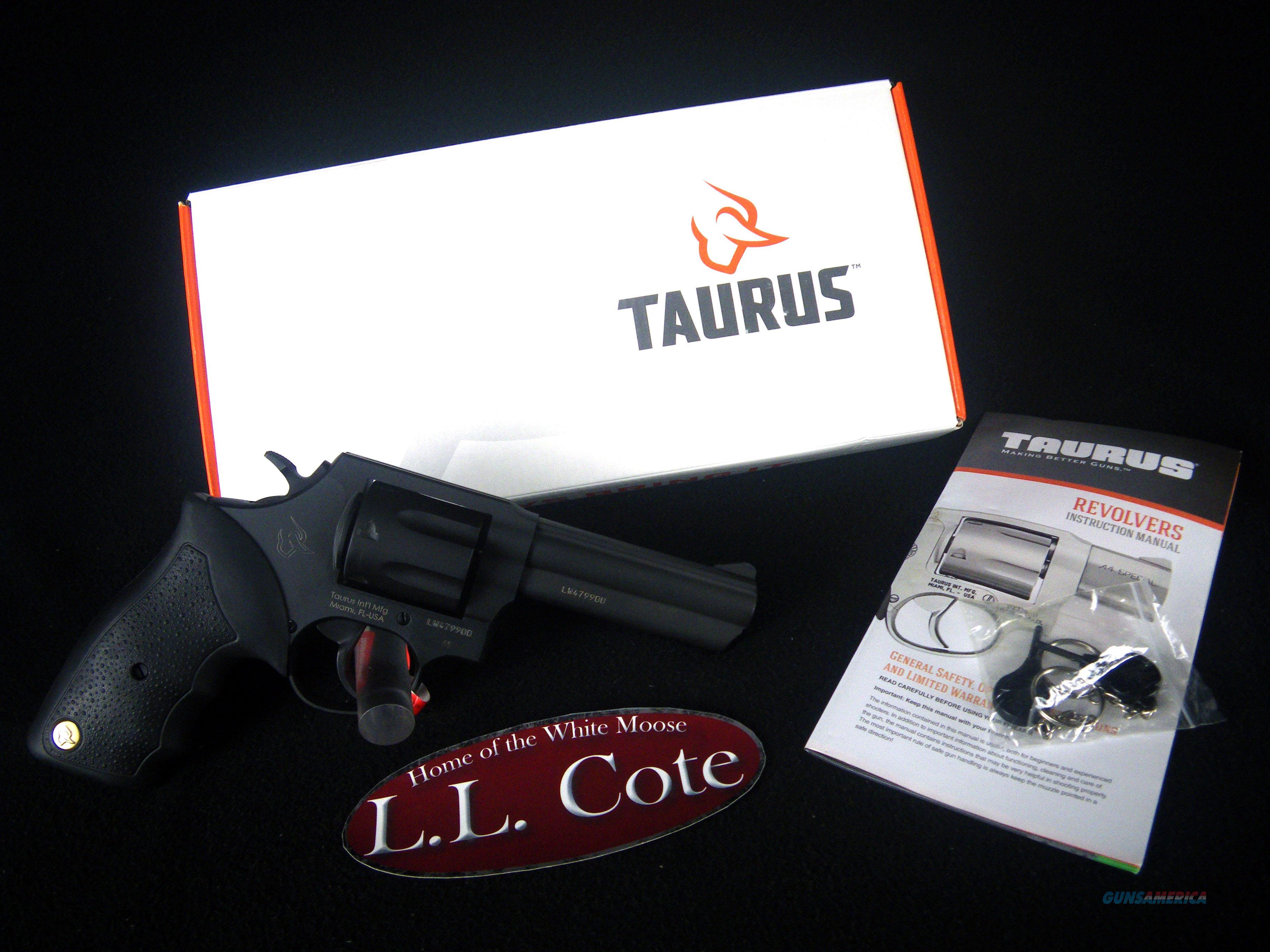 "Taurus 65 357mag 4"" Matte Black NEW 2-650041  Guns > Pistols > Taurus Pistols > Revolvers"