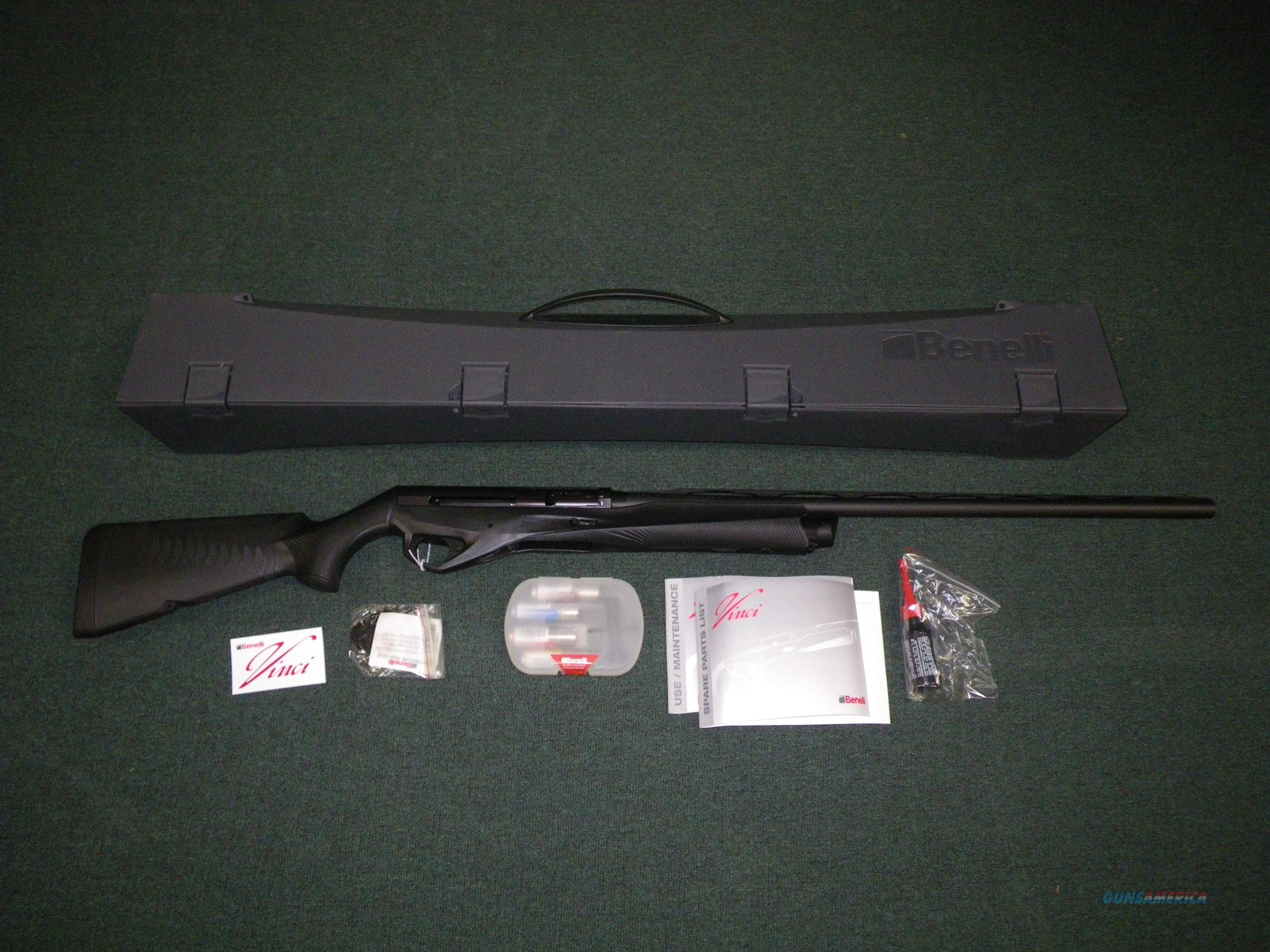 """Benelli Super Vinci 12ga 28"""" Comfortech Plus NEW! #10555  Guns > Shotguns > Benelli Shotguns > Sporting"""