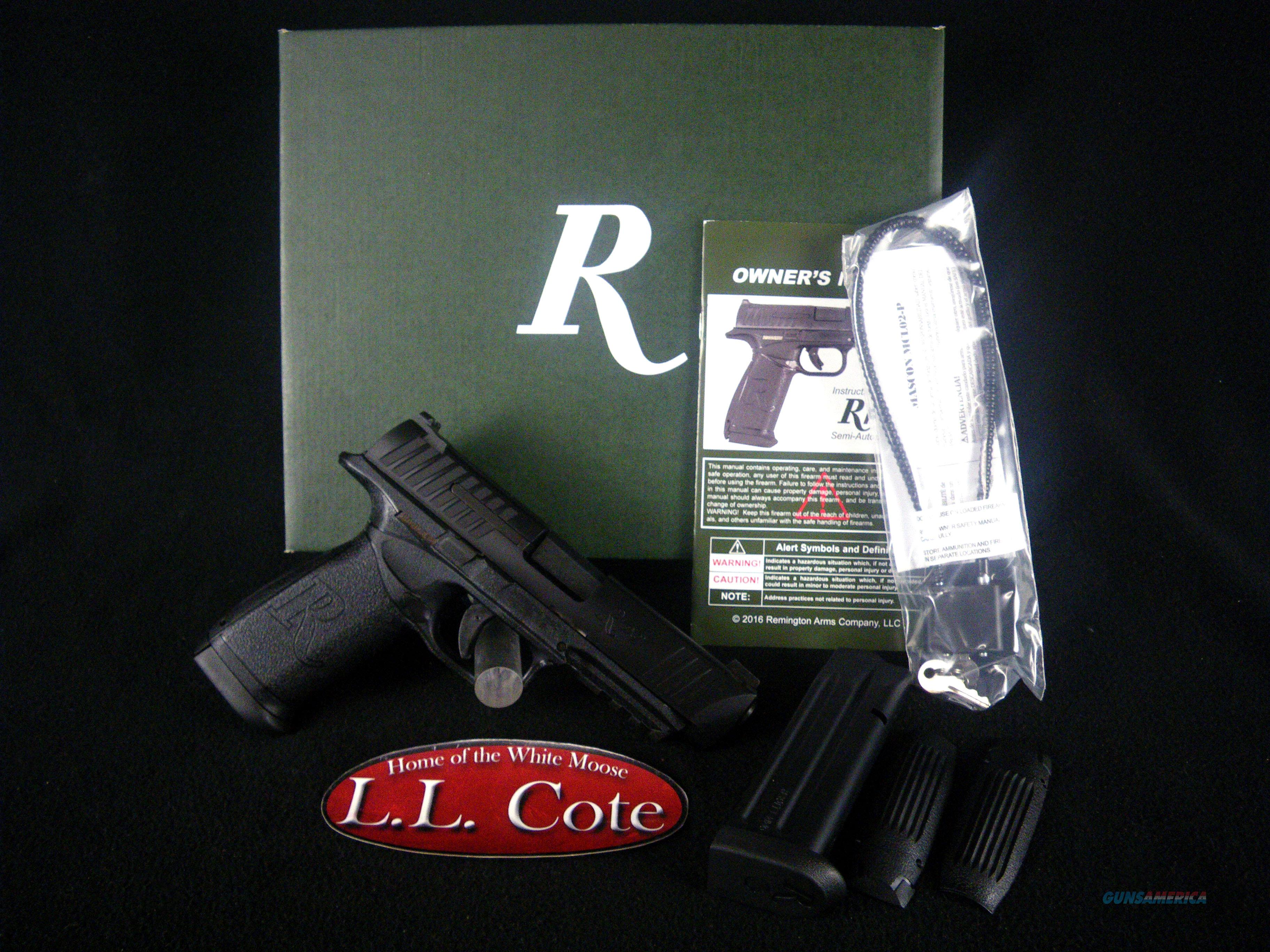 "Remington RP9 Black/Polymer 9mm 4.5"" NEW 96466  Guns > Pistols > Remington Pistols - Modern > RP9"