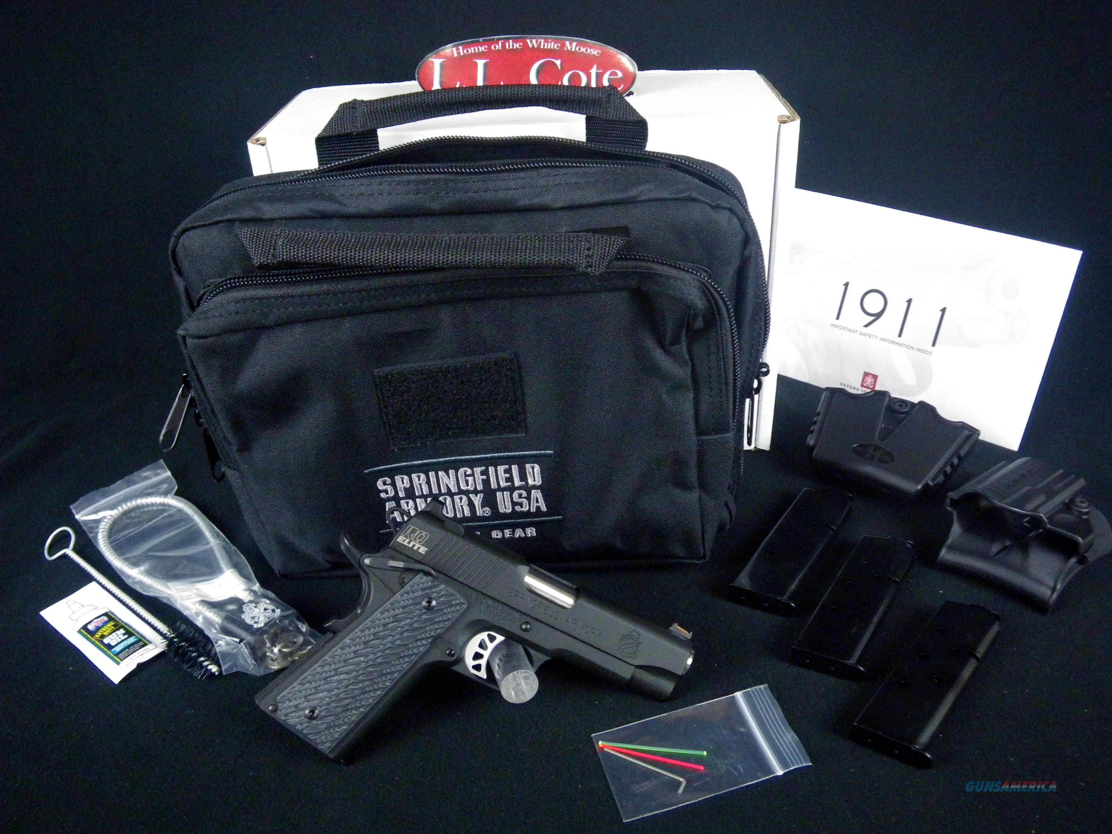 "Springfield 1911 Champion Range Officer 45ACP 4"" NEW PI9136ER  Guns > Pistols > Springfield Armory Pistols > 1911 Type"