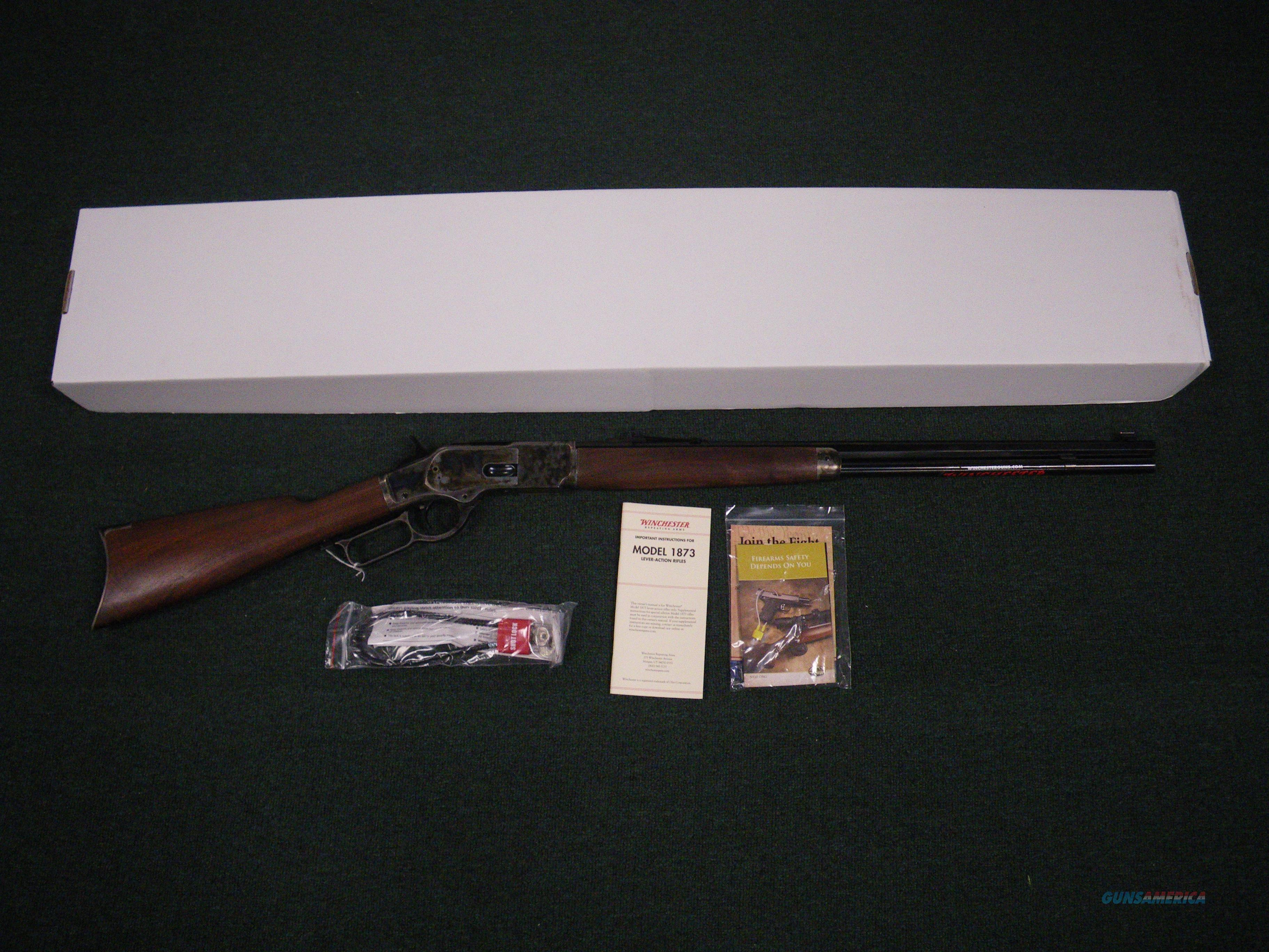 "Winchester 73 Sporter 357mag 24"" Octagon NEW #534217137  Guns > Rifles > Winchester Rifles - Modern Lever > Other Lever > Post-64"