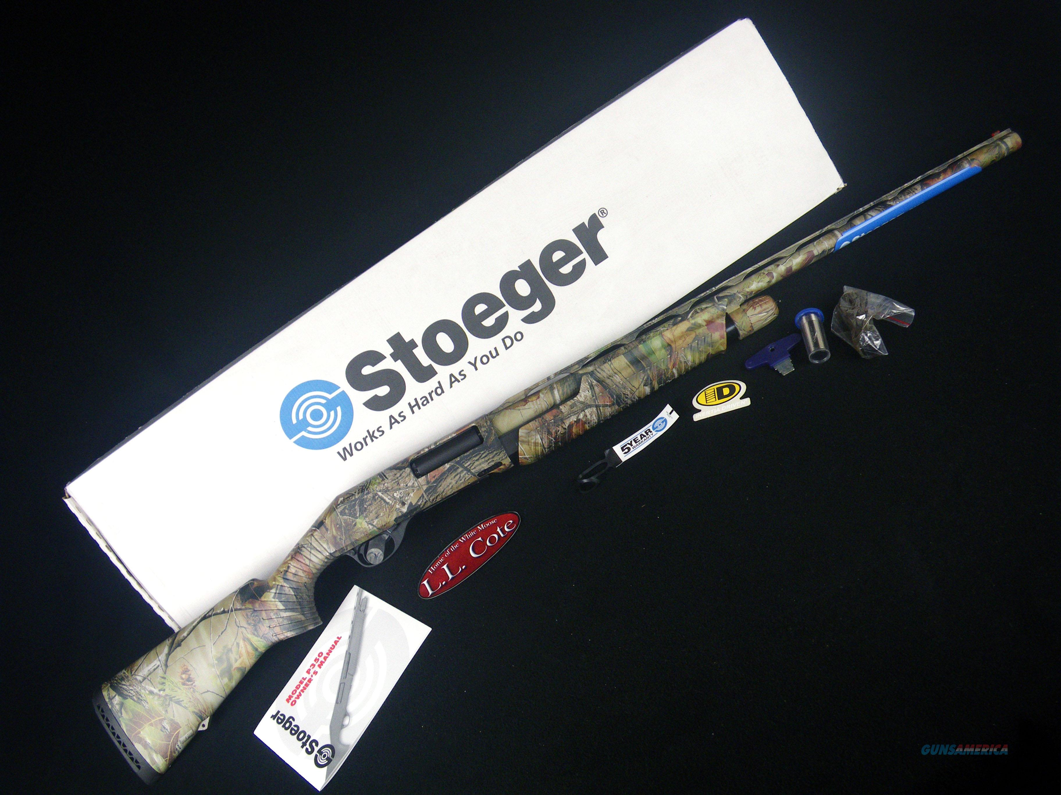 "Stoeger P350 Realtree APG 12ga 24"" NEW 3.5"" 31596  Guns > Shotguns > Stoeger Shotguns"