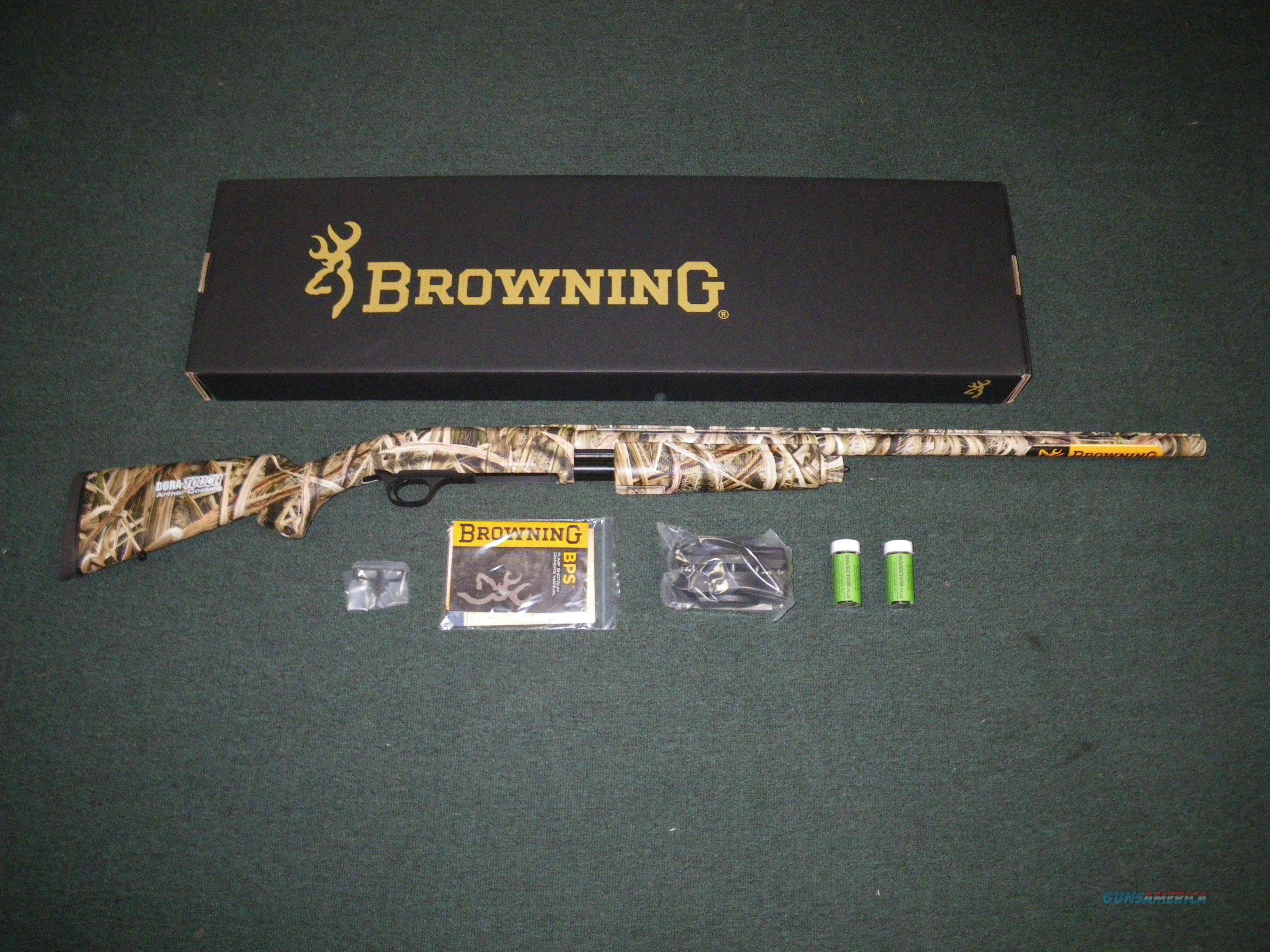 "Browning BPS Mossy Oak Shadow Grass 12ga 28"" NEW 3.5"" #012271204  Guns > Shotguns > Browning Shotguns > Pump Action > Hunting"