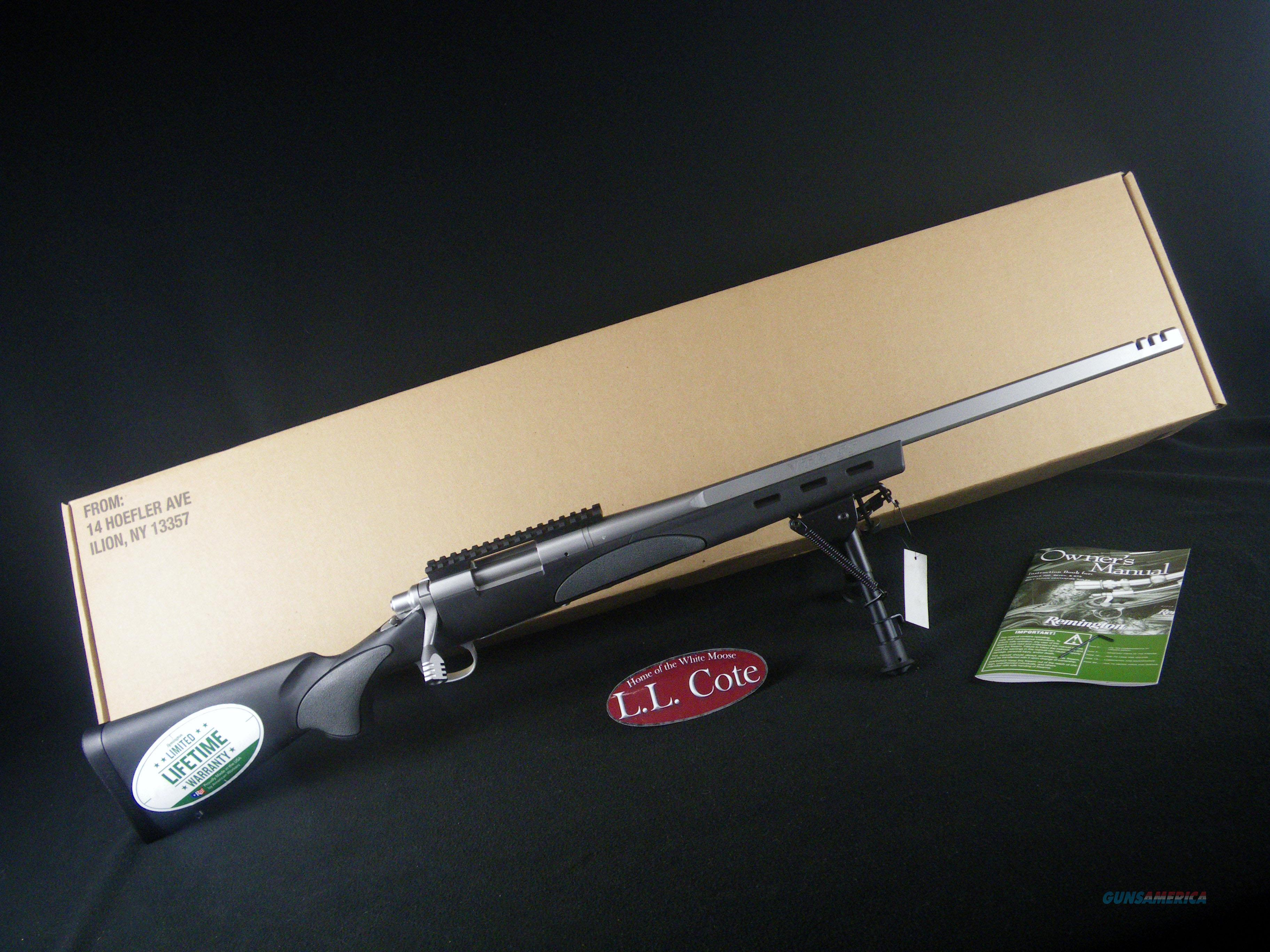 "Remington 700 VTR SS 308 Win 22"" Syn NEW 84358  Guns > Rifles > Remington Rifles - Modern > Model 700 > Sporting"