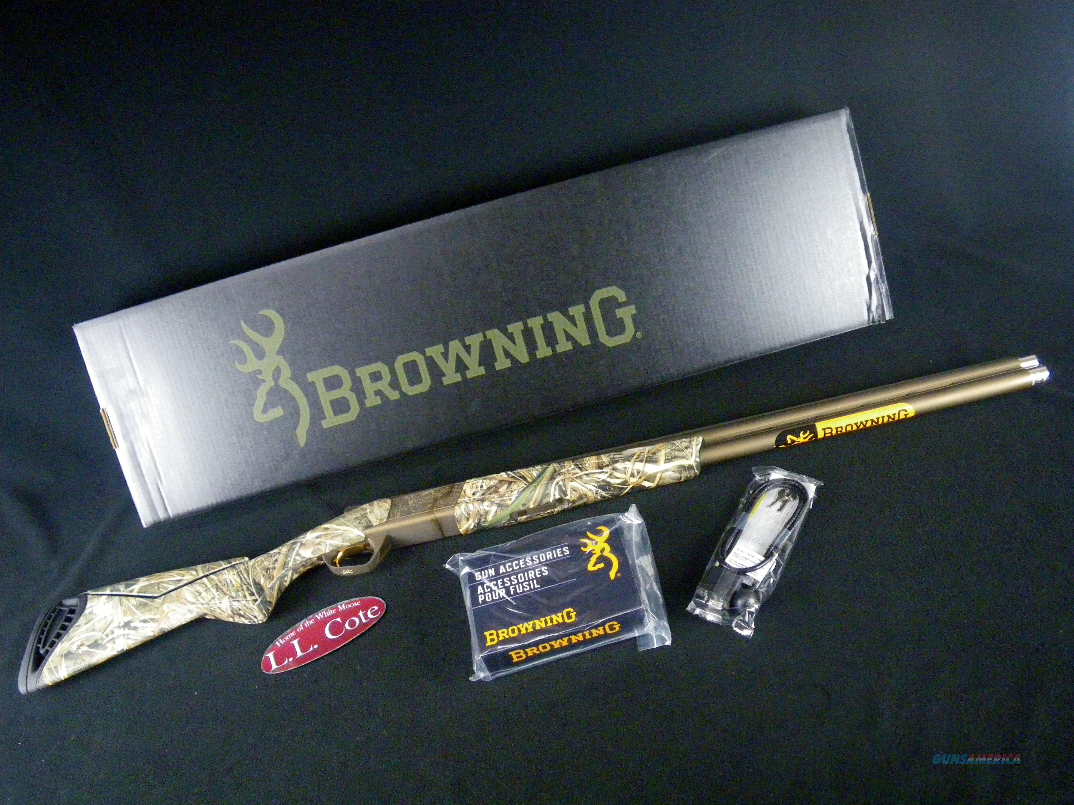 """Browning Cynergy Wicked Wing 12ga 30"""" NEW 3.5"""" 018717203  Guns > Shotguns > Browning Shotguns > Over Unders > Cynergy > Hunting"""