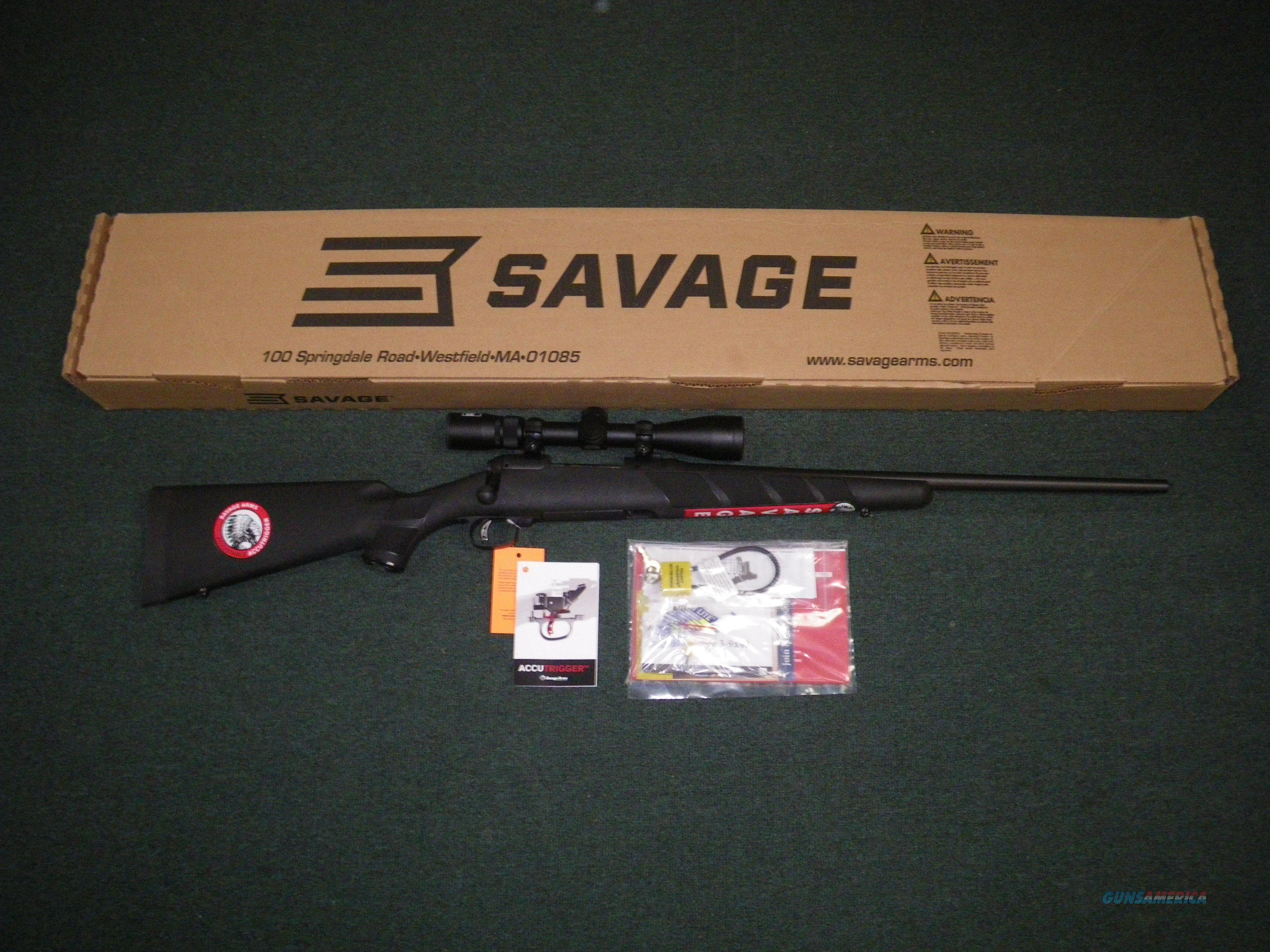 "Savage 11/111 Trophy Hunter XP 338 Federal 22"" NEW #22451  Guns > Rifles > Savage Rifles > 11/111"