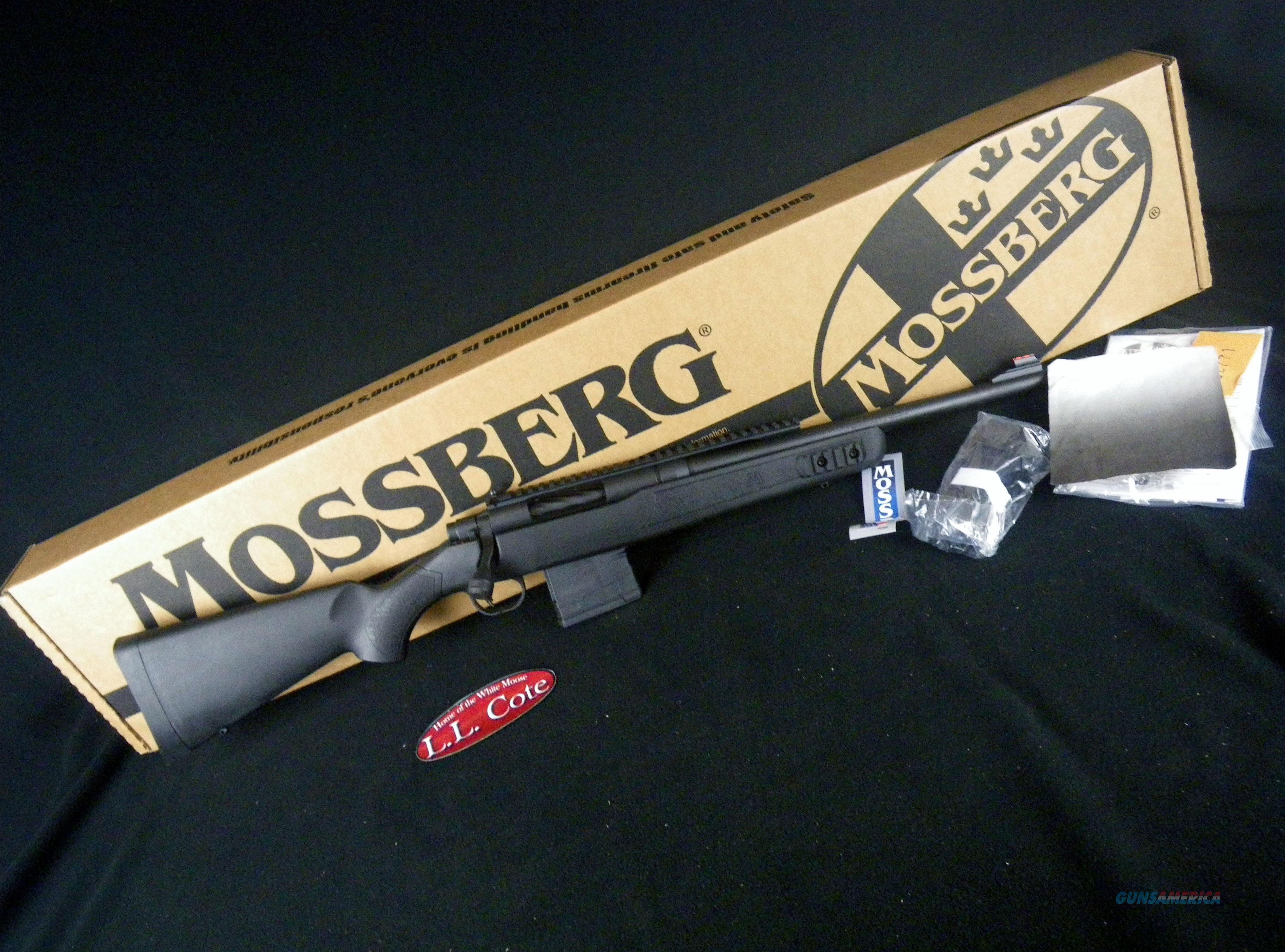 "Mossberg MVP Scout 7.62mm NATO/308 Win 16.25"" NEW 27778  Guns > Rifles > Mossberg Rifles > MVP"