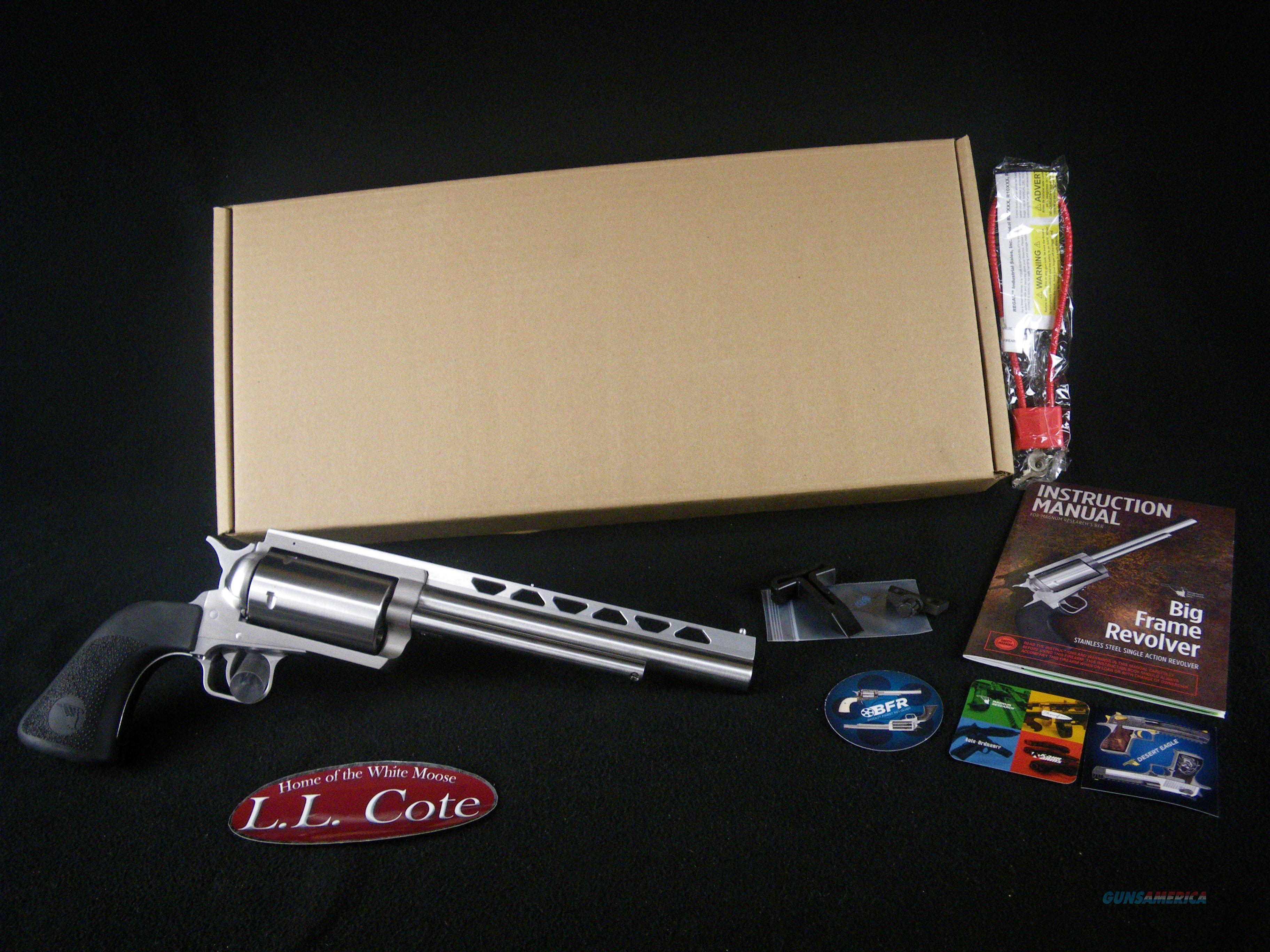 "Magnum Research BFR 45LC/410 7.5"" NEW BFR45LC/410  Guns > Pistols > Magnum Research Pistols"