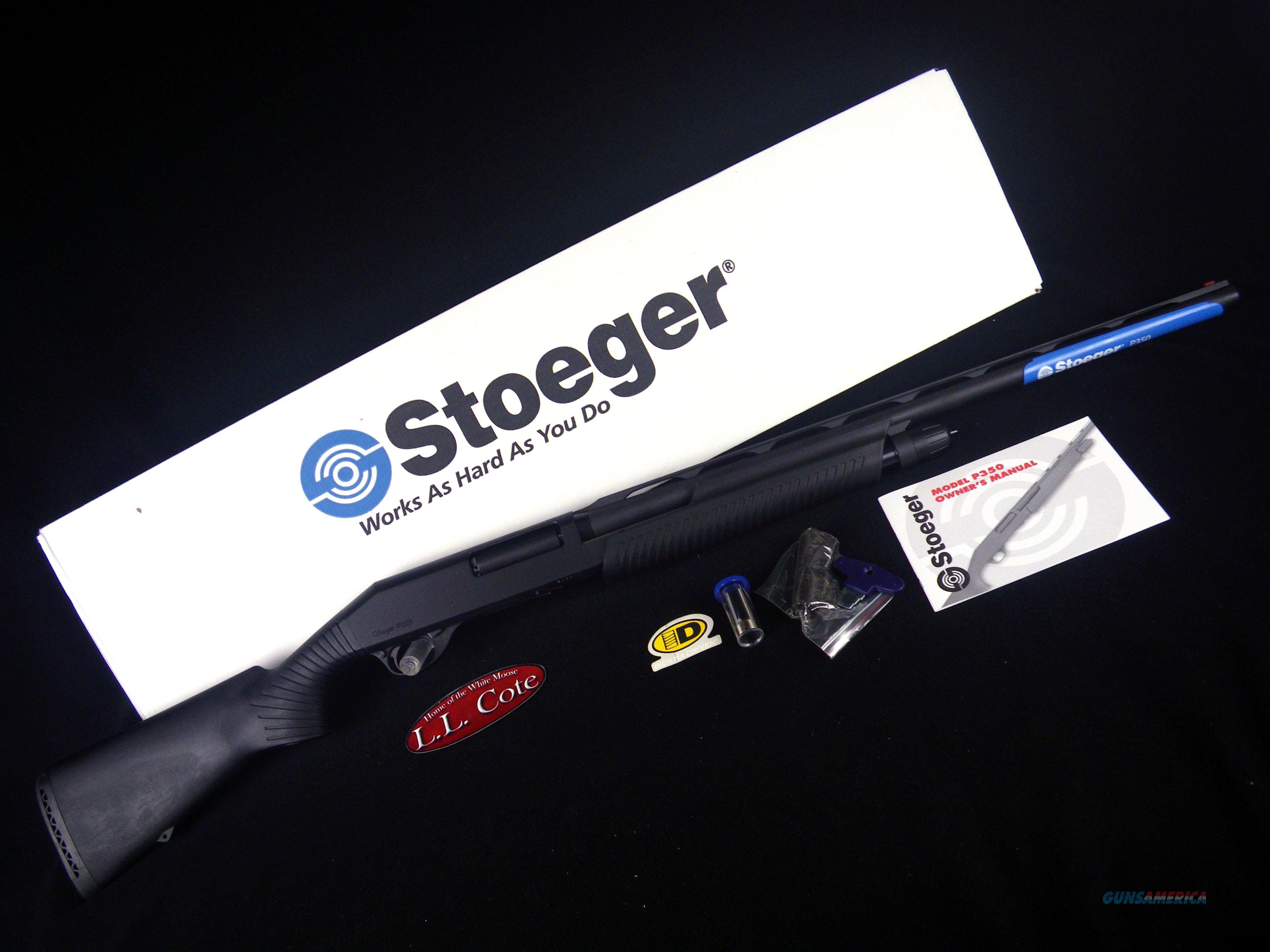 """Stoeger P350 Synthetic 12ga 26"""" NEW 3.5"""" 31582  Guns > Shotguns > Stoeger Shotguns"""