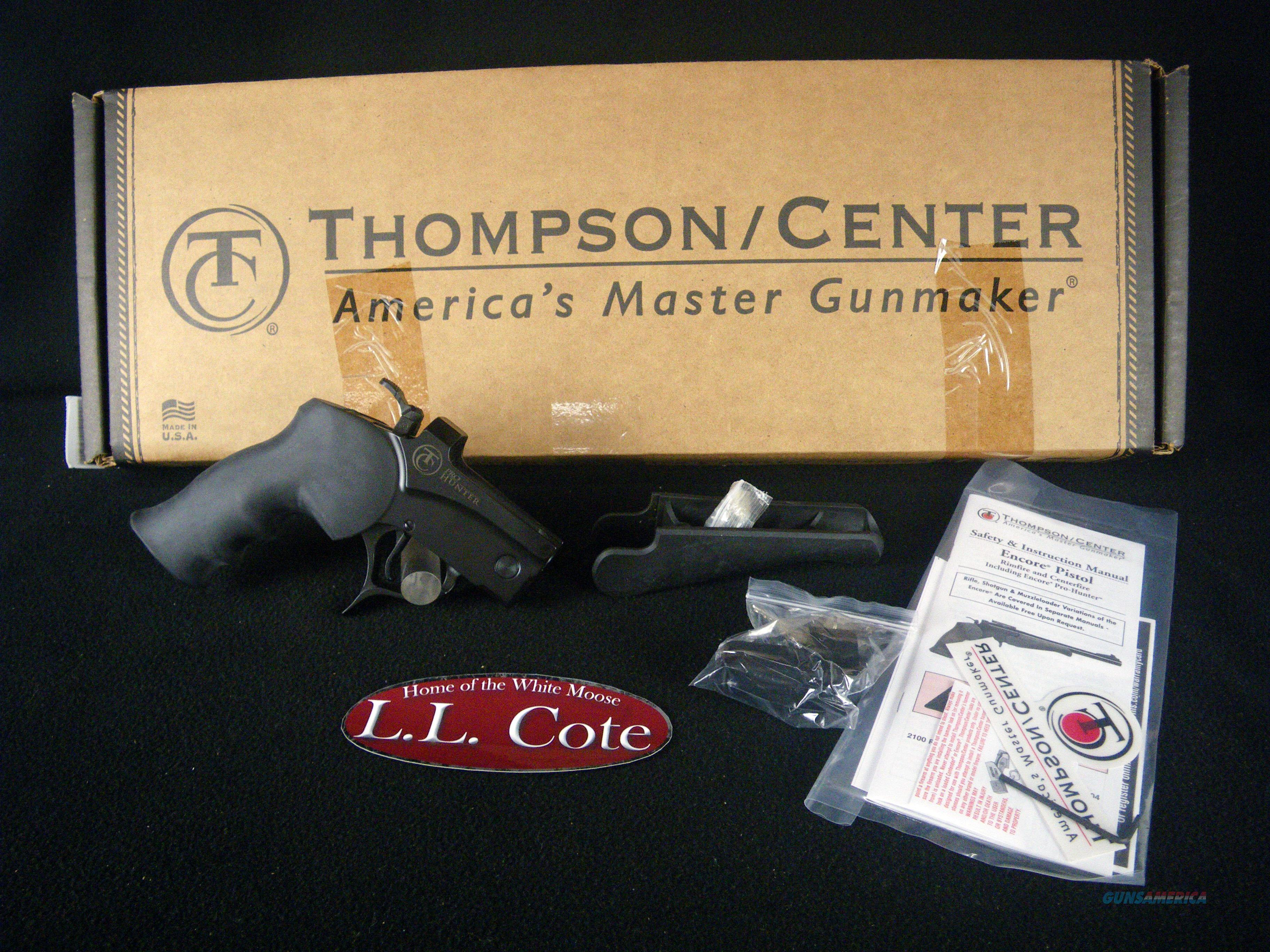 Thompson Center Encore Pro Hunter Platform NEW 08151920  Guns > Pistols > Thompson Center Pistols > Frames/Receivers