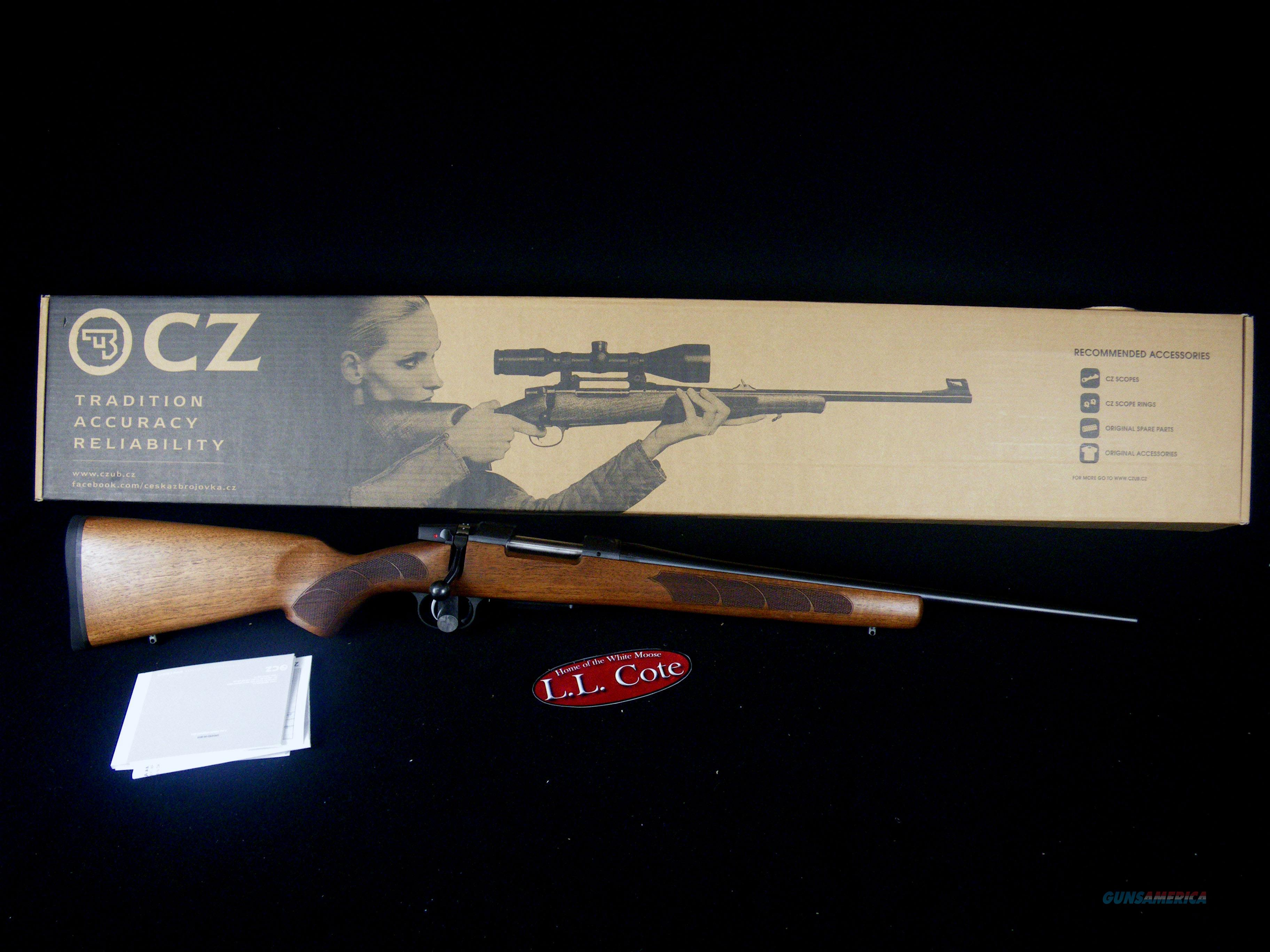 "CZ 557 Sporter Short Action 308Win 20.5"" NEW 04805  Guns > Rifles > CZ Rifles"