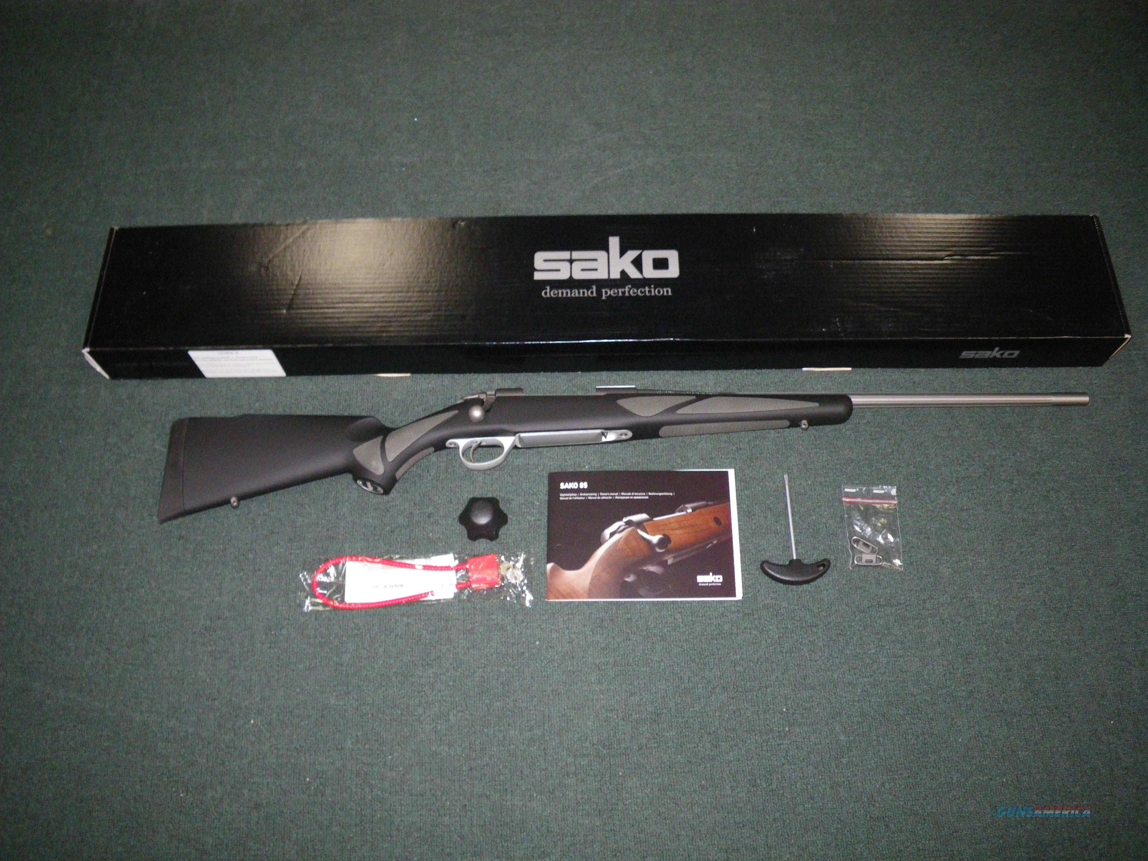"Sako 85 Finnlight 243 Win 20.3"" Stainless NEW #JRSFL15  Guns > Rifles > Sako Rifles > M85 Series"