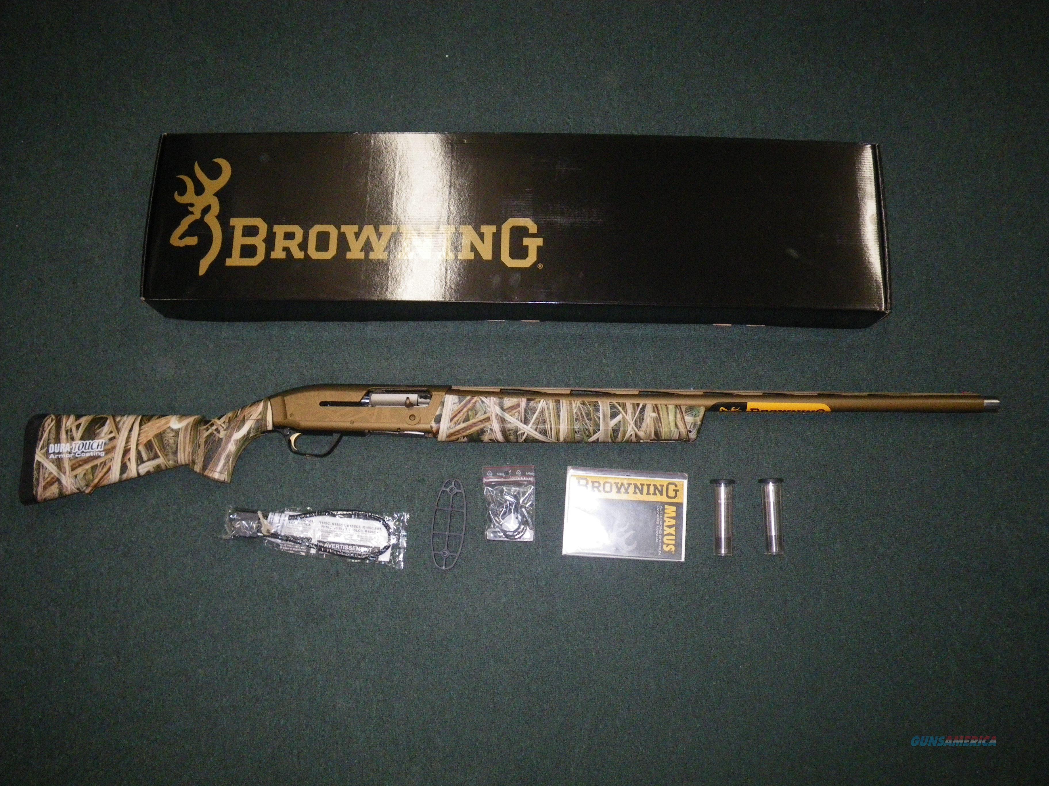 """Browning Maxus Wicked Wing MOSGB 12ga 26"""" NEW 3.5"""" #011670205  Guns > Shotguns > Browning Shotguns > Autoloaders > Hunting"""