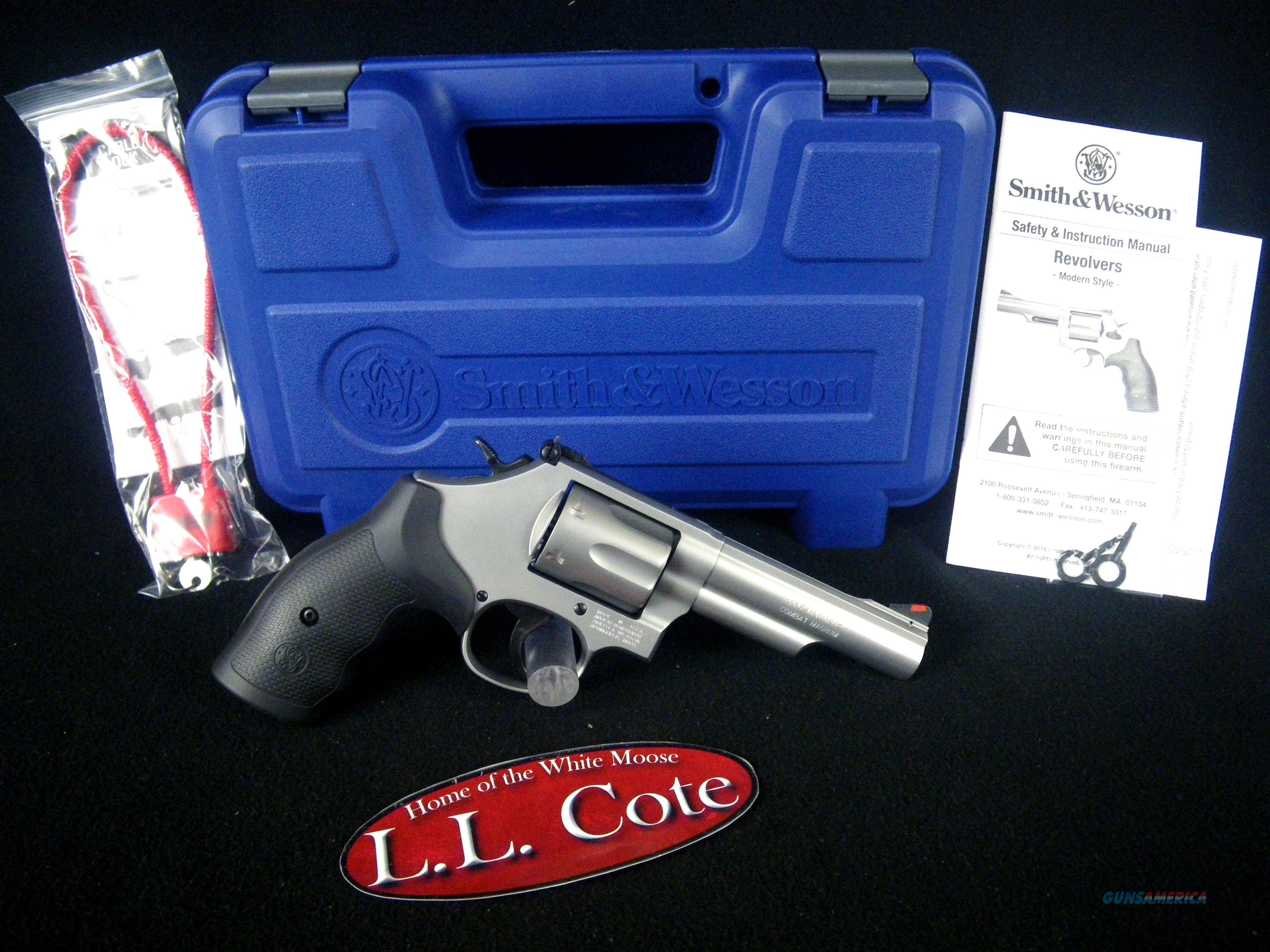 """Smith & Wesson Model 66 357mag 4.25"""" NEW 162662  Guns > Pistols > Smith & Wesson Revolvers > Small Frame ( J )"""