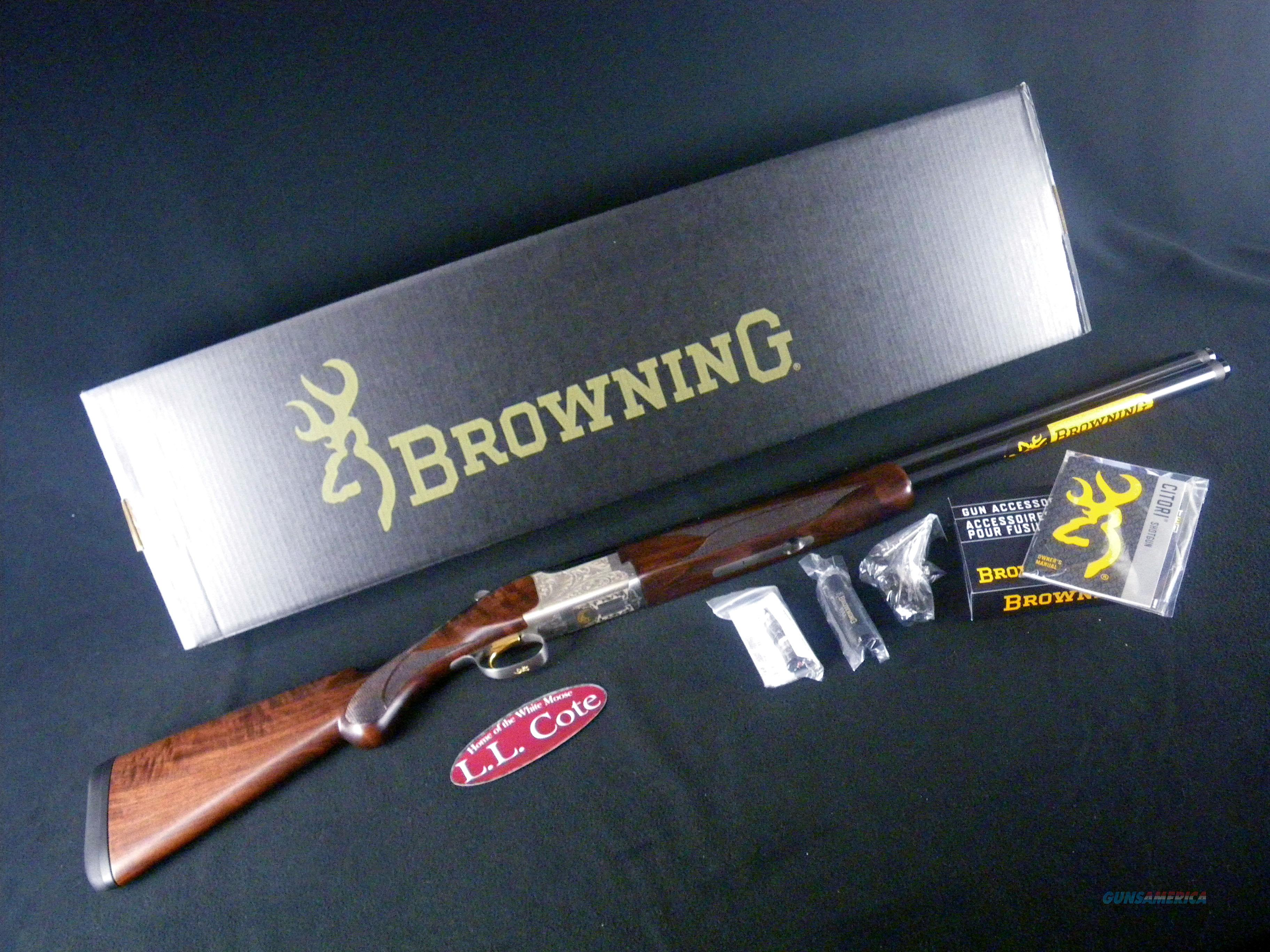 "Browning Citori Feather Lightning 12ga 28"" NEW 3"" 018163305  Guns > Shotguns > Browning Shotguns > Over Unders > Citori > Hunting"