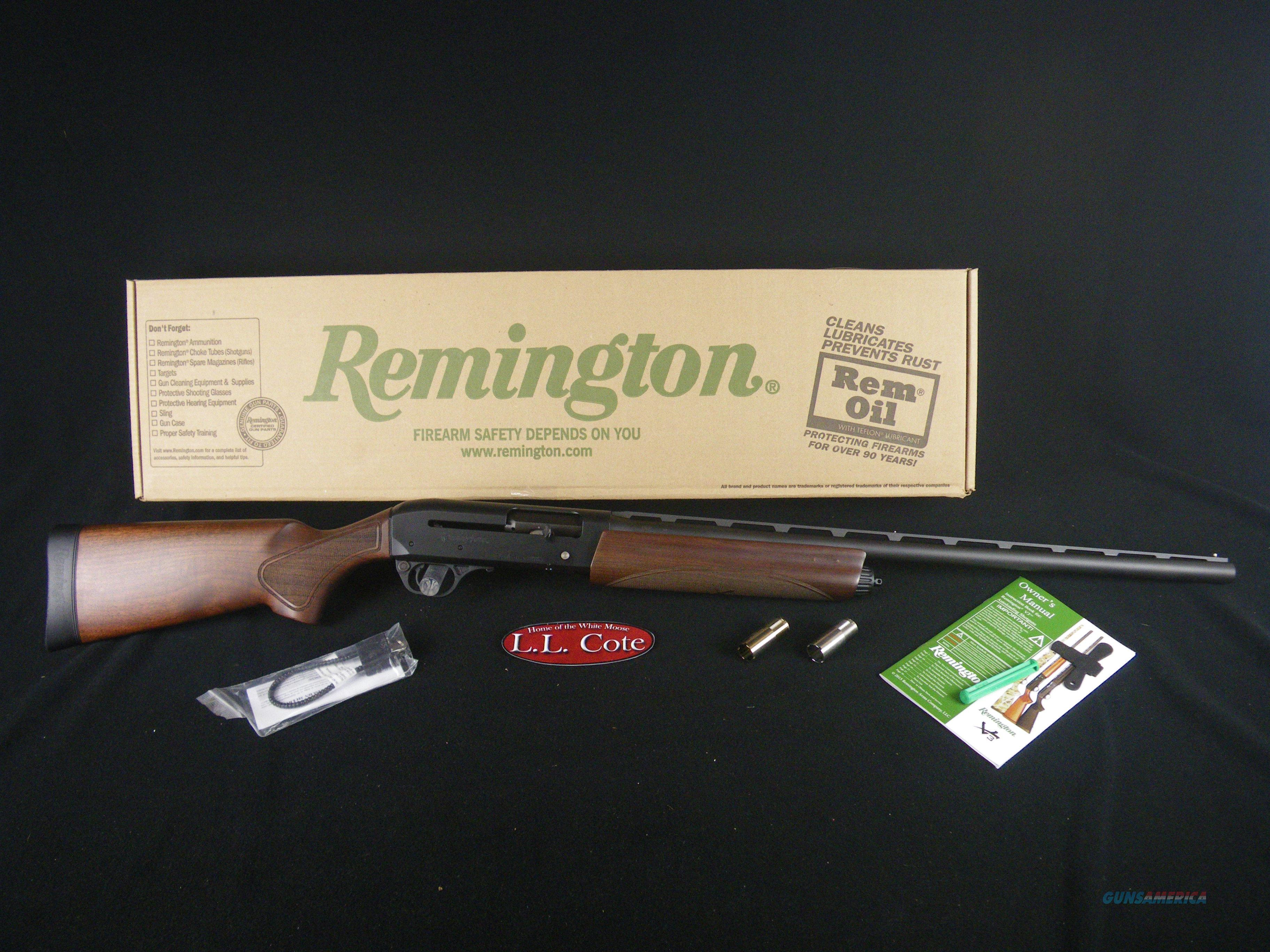 "Remington V3 Field Sport Walnut 12ga 26"" NEW 3"" 83421  Guns > Shotguns > Remington Shotguns  > Autoloaders > Hunting"