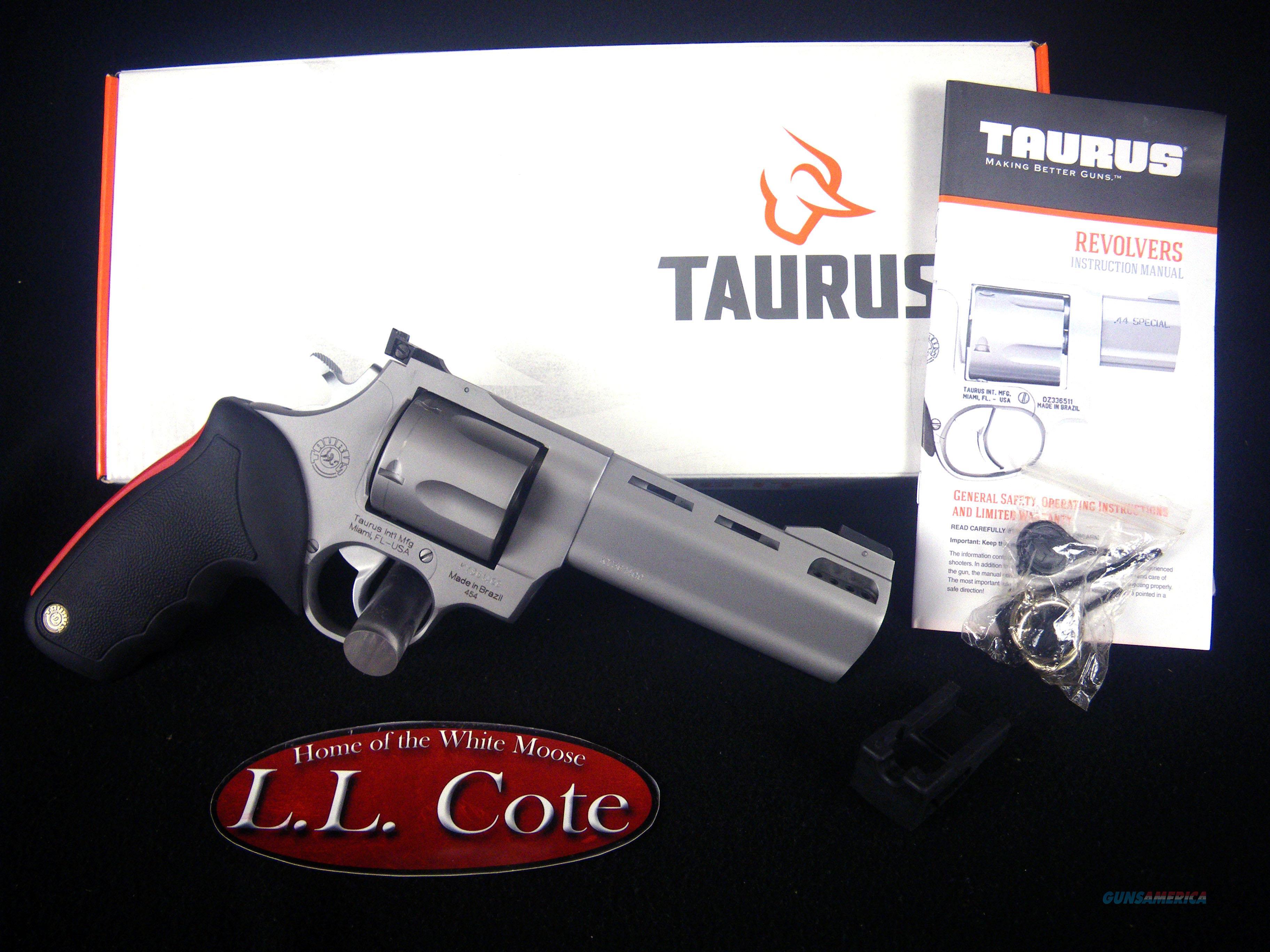 """Taurus Raging Bull 454 Casull 5"""" NEW 2-454059M  Guns > Pistols > Taurus Pistols > Revolvers"""