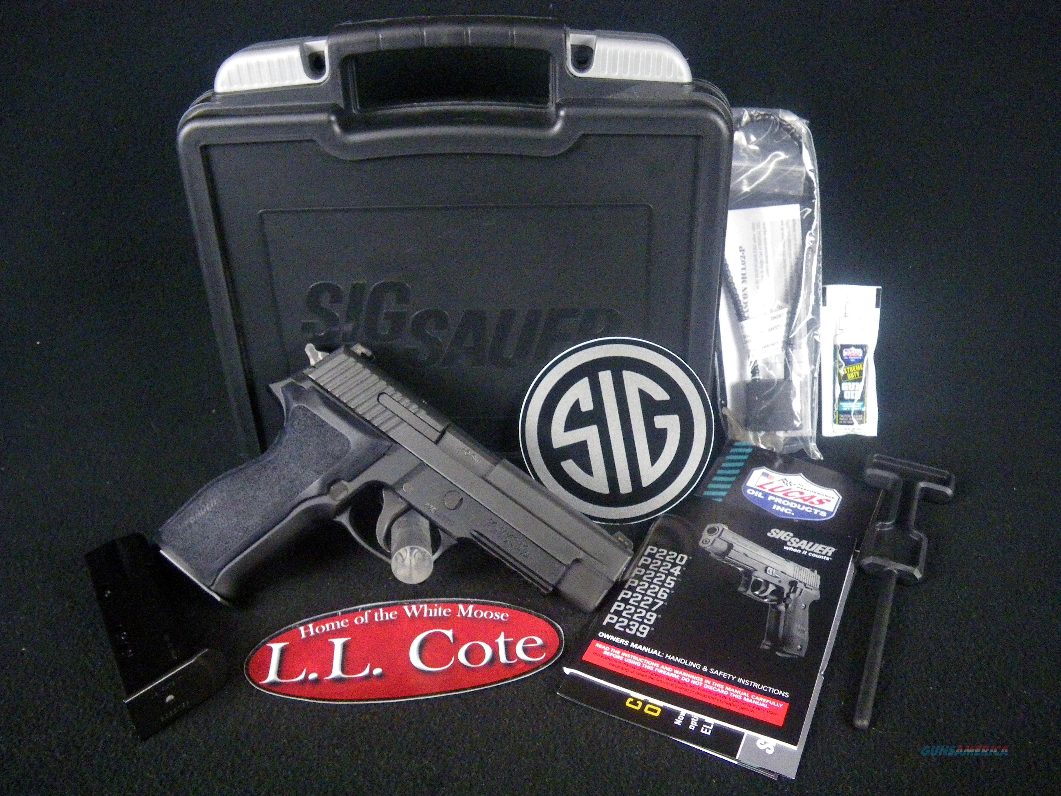 "Sig Sauer P226 Nitron Full Size 40S&W 4.4"" NEW E26R-40-BSS  Guns > Pistols > Sig - Sauer/Sigarms Pistols > P226"