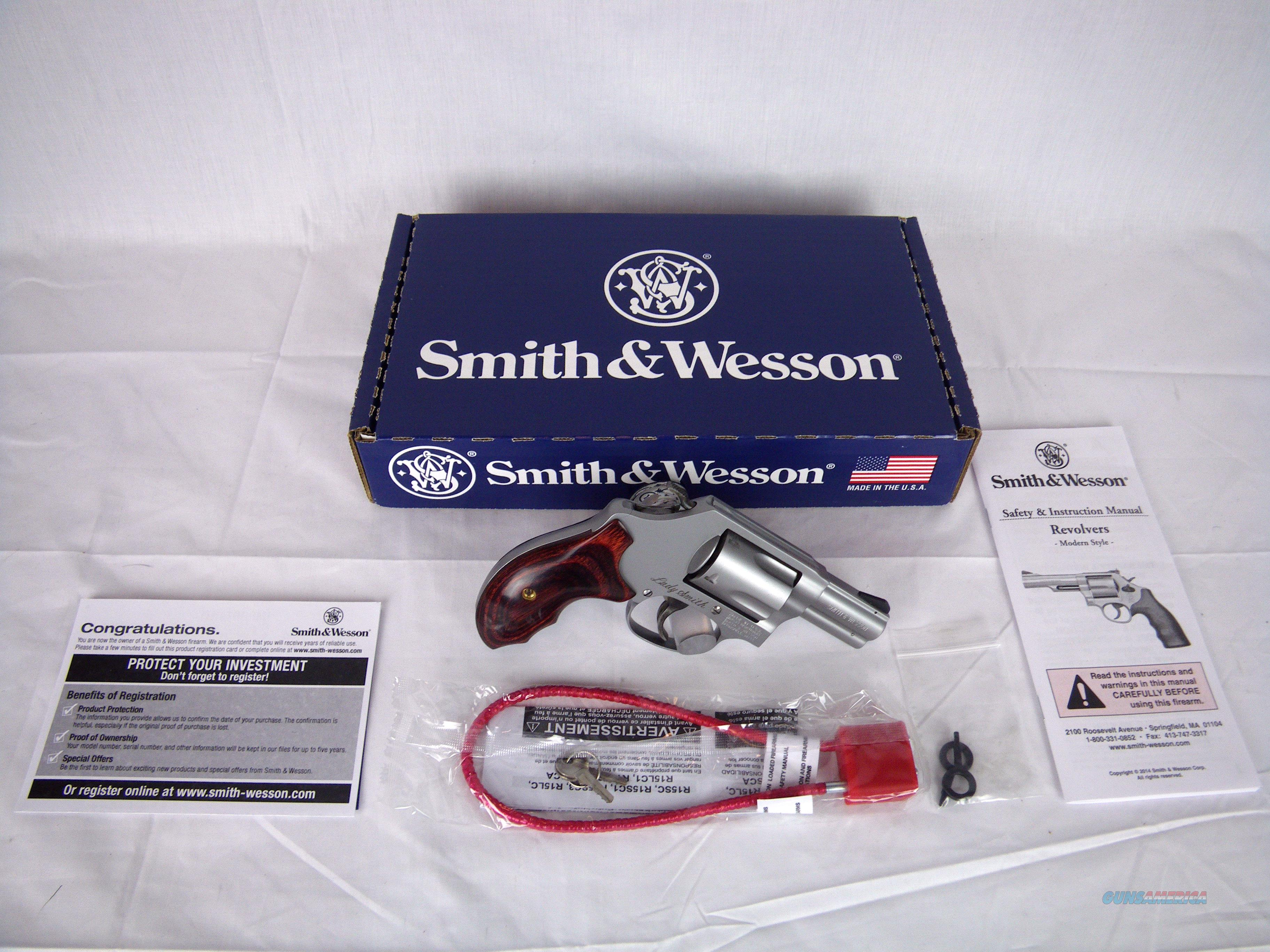 """Smith & Wesson Model 60LS Lady Smith 357Mag 2.125"""" #162414  Guns > Pistols > Smith & Wesson Revolvers > Small Frame ( J )"""