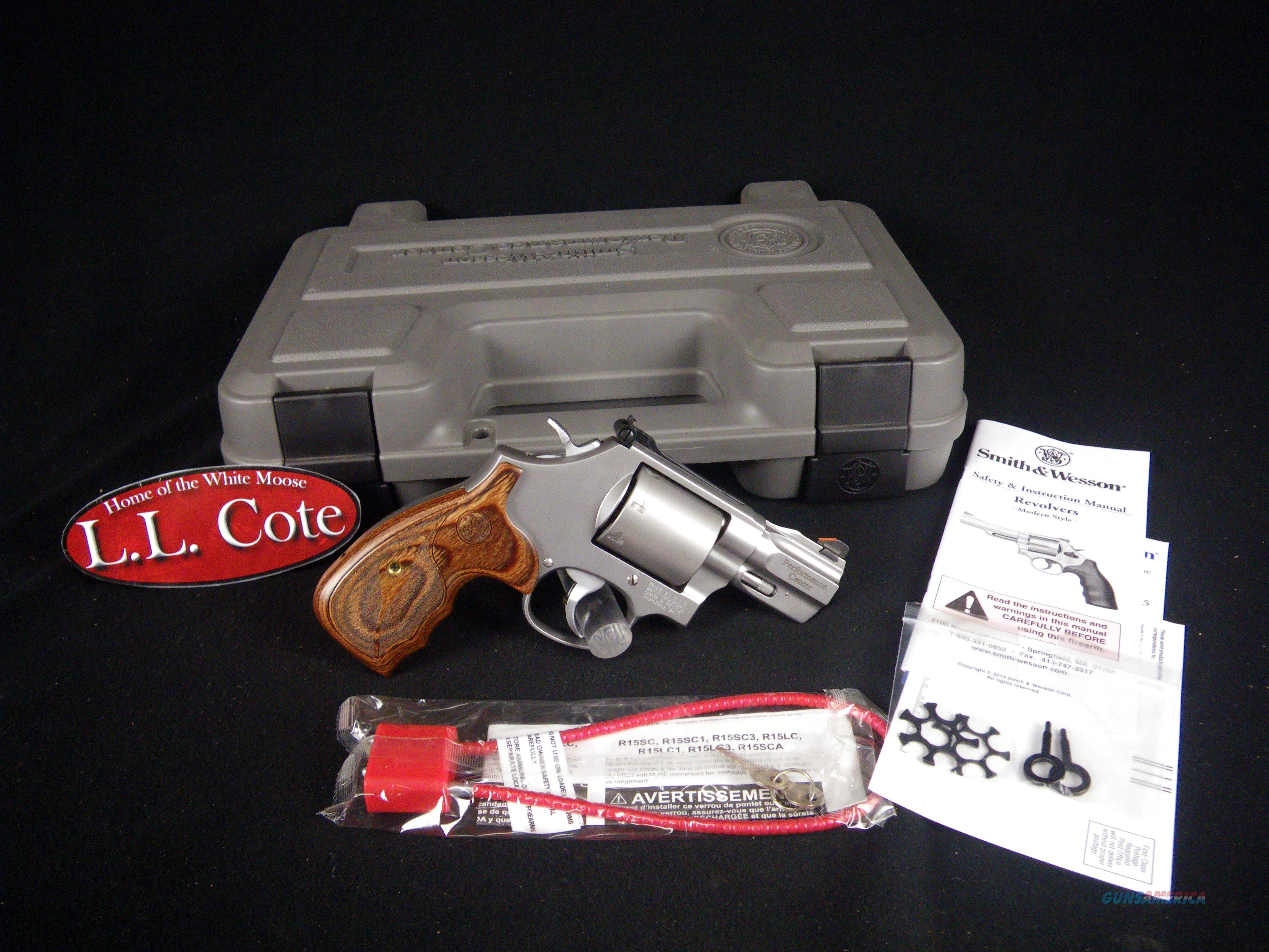 "Smith & Wesson Model 686 Perf Cent 357Mag 2.5"" NEW 170346  Guns > Pistols > Smith & Wesson Revolvers > Performance Center"