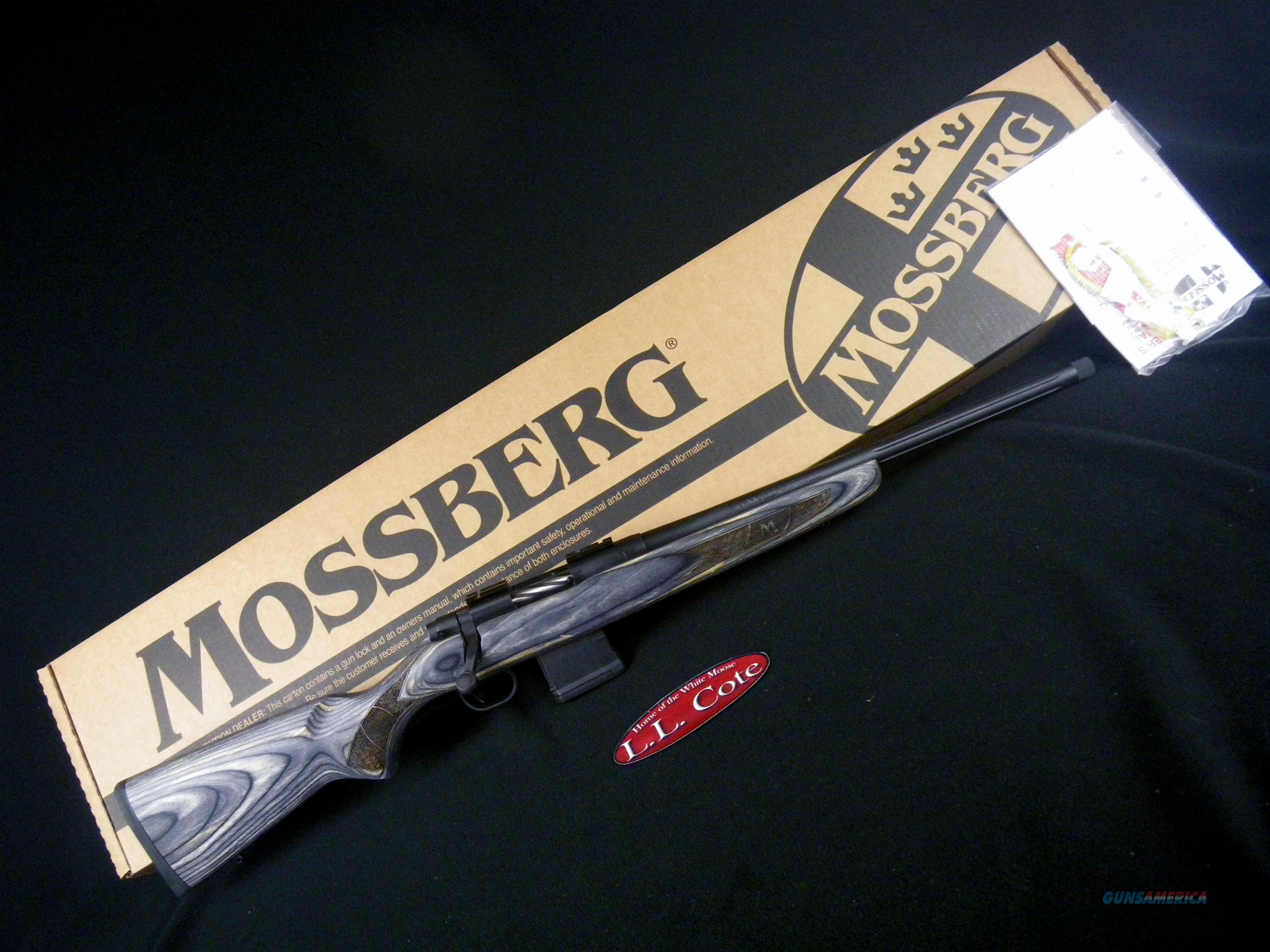 "Mossberg MVP Predator 6.5 Creed 20"" NEW 27785  Guns > Rifles > Mossberg Rifles > MVP"