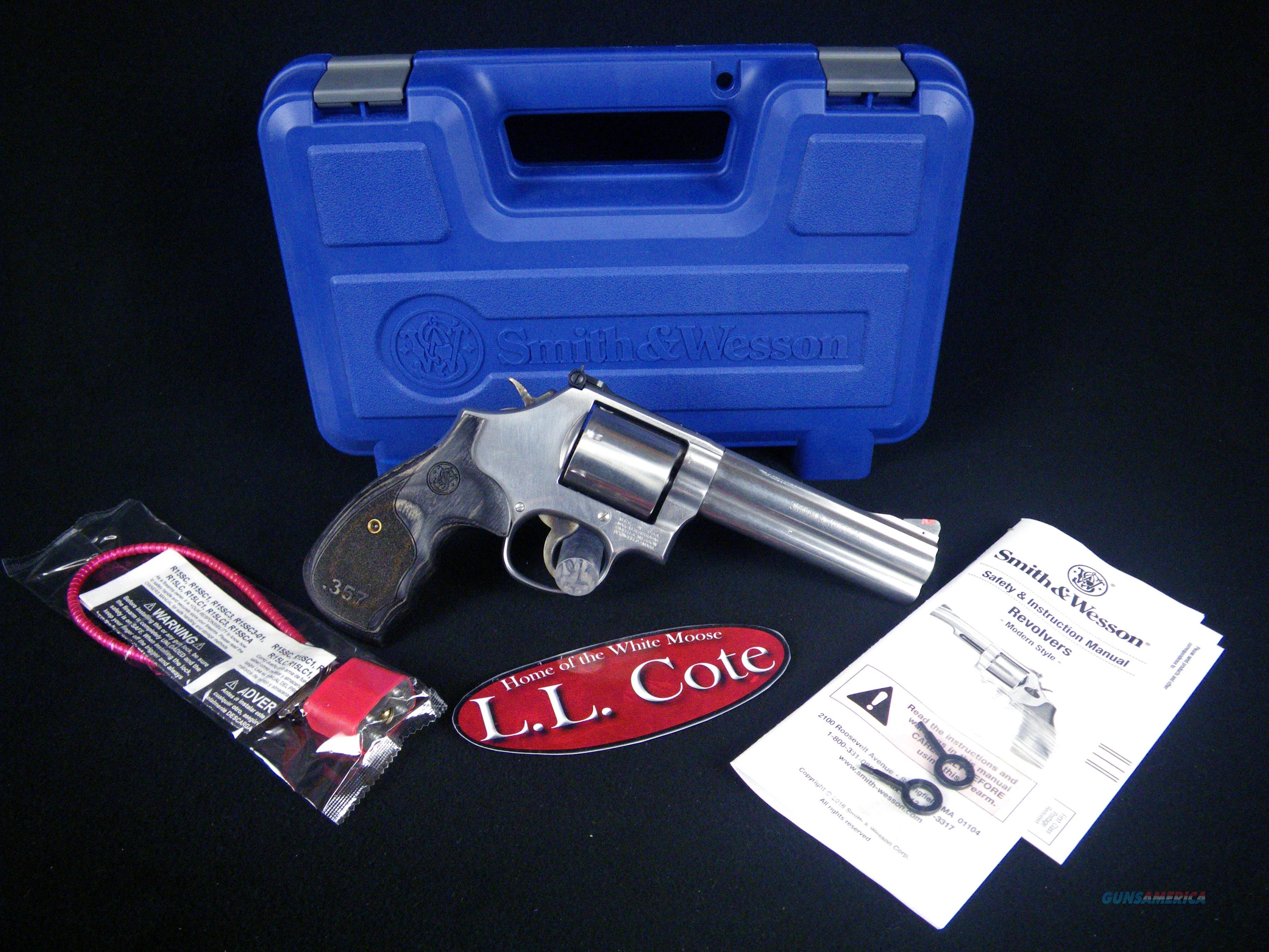 """Smith & Wesson Model 686 Plus 357 Mag 5"""" NEW 150854  Guns > Pistols > Smith & Wesson Pistols - Replica"""