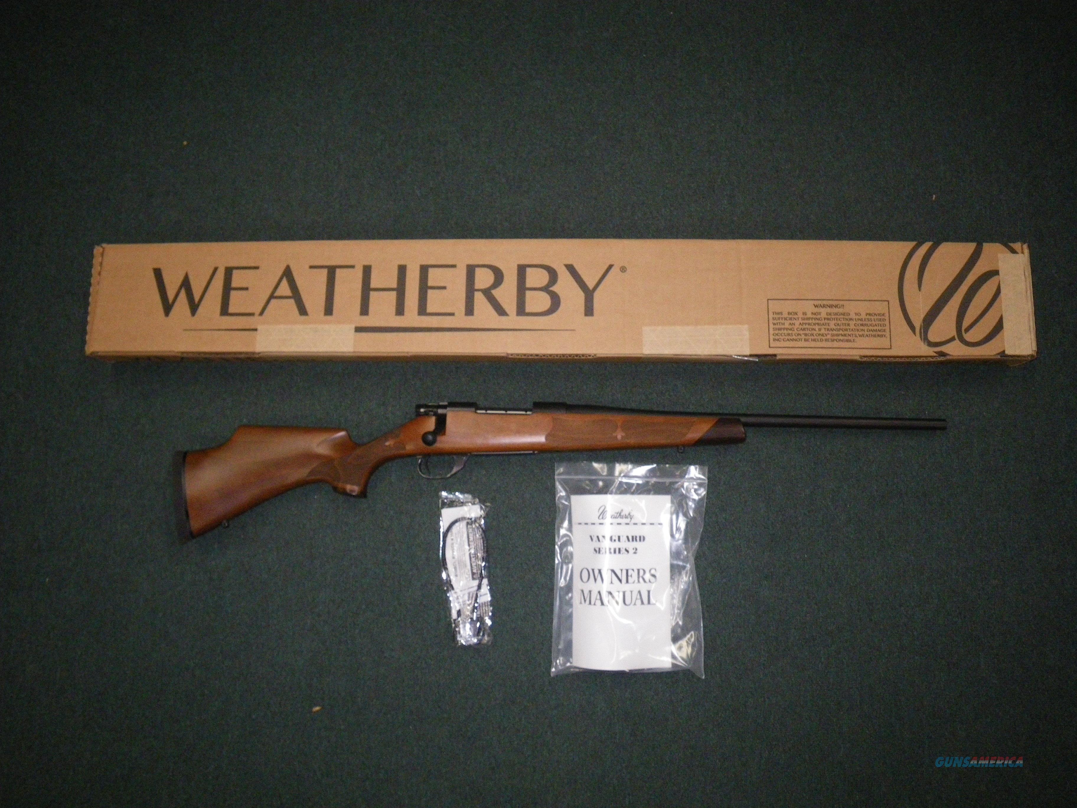 """Weatherby Vangaurd Camilla 243 Win 20"""" NEW VWR243NR0O  Guns > Rifles > Weatherby Rifles > Sporting"""