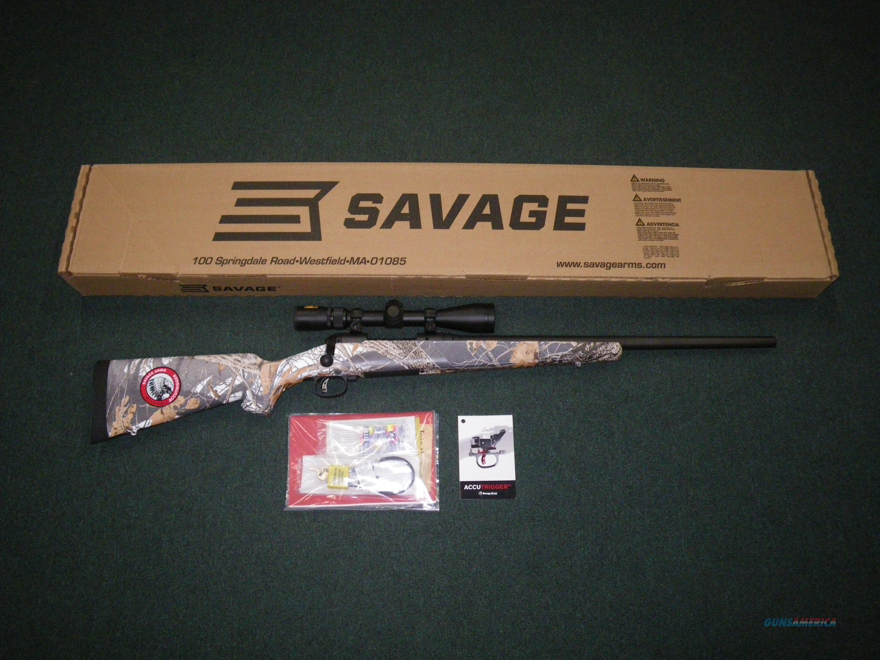 "Savage 11 Trophy Predator Scoped 22-250 22"" NEW #22218  Guns > Rifles > Savage Rifles > 11/111"