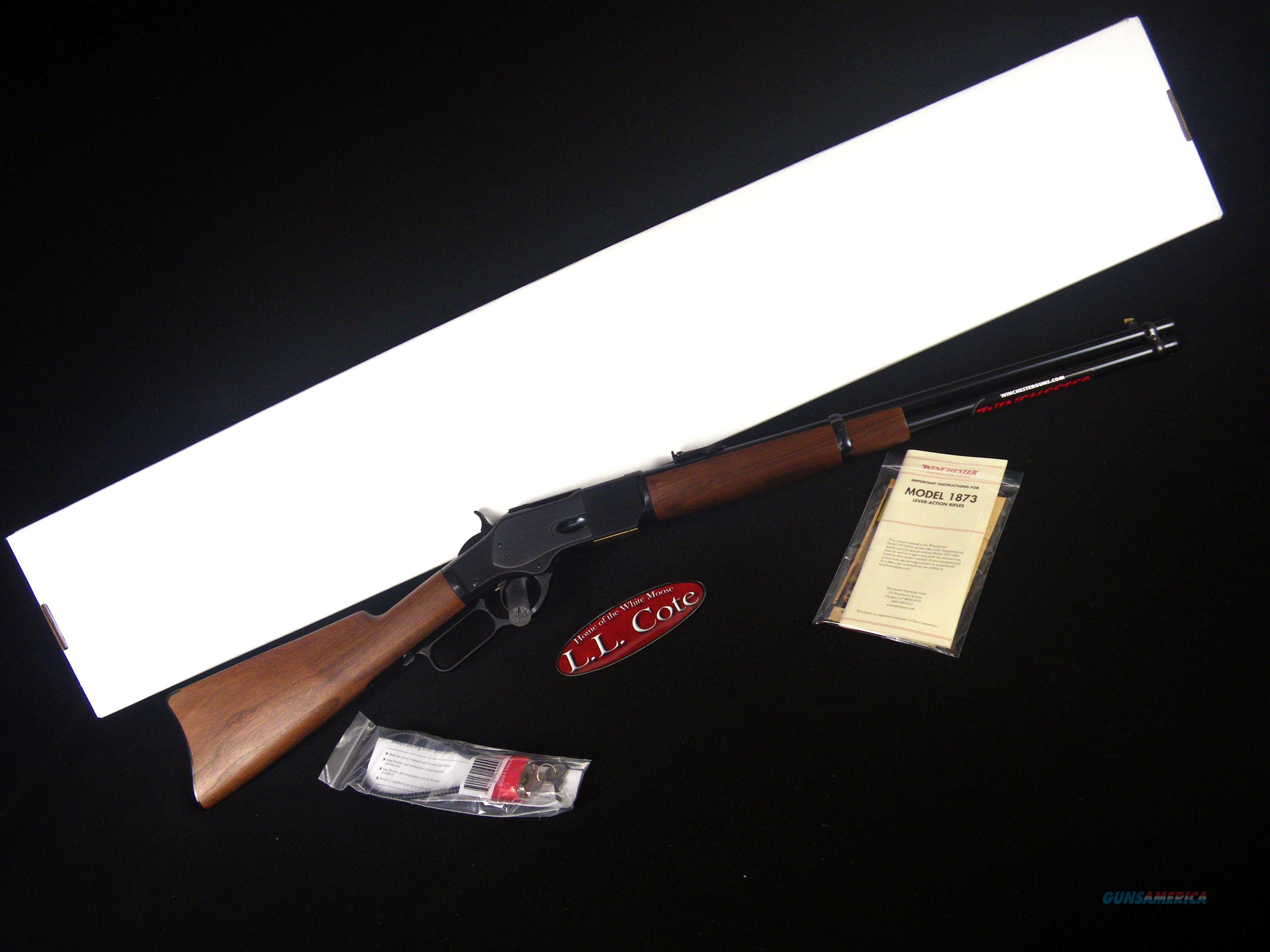 """Winchester Model 1873 Carbine 357-38 20"""" NEW 534255137  Guns > Rifles > Winchester Rifles - Modern Lever > Other Lever > Post-64"""