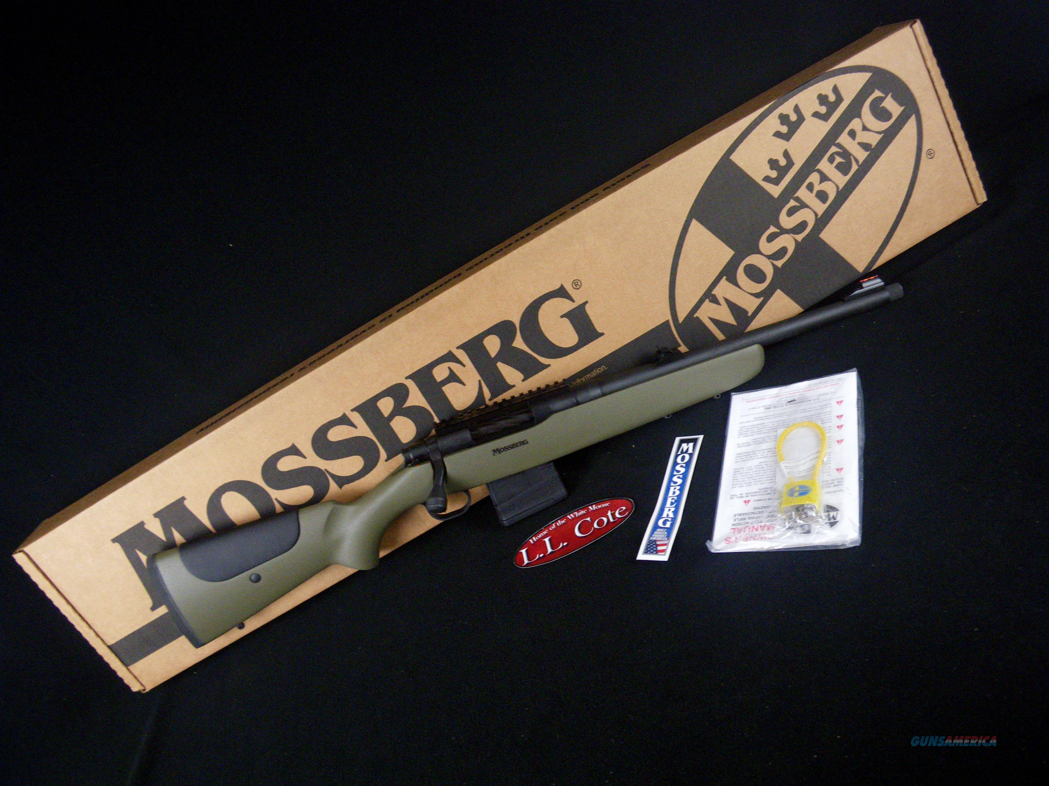 """Mossberg MVP LR-T Tactical 7.62/308 16.25"""" NEW 27699  Guns > Rifles > Mossberg Rifles > MVP"""