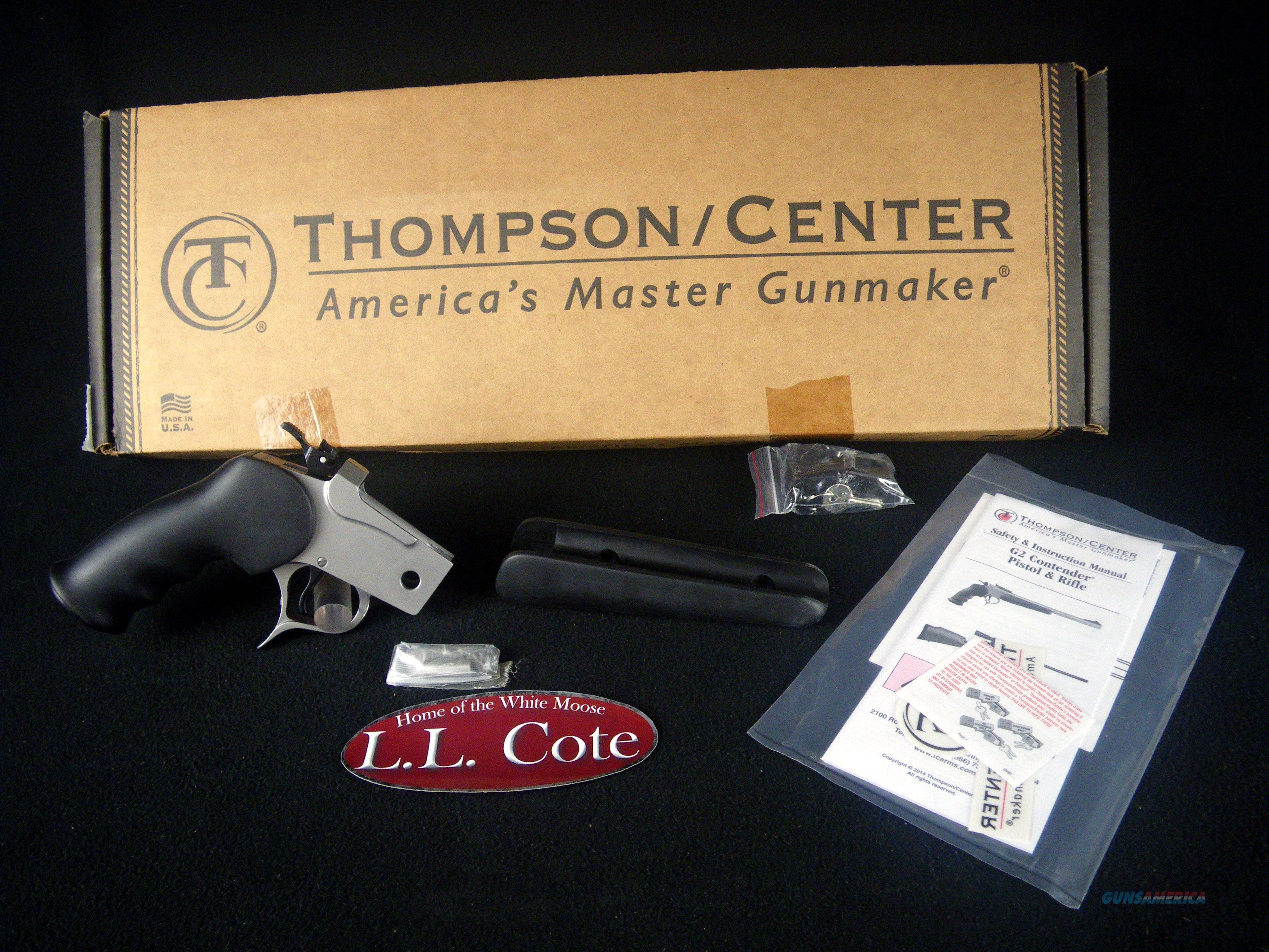 Thompson/Center G2 Contender Frame SS/Syn NEW 8750  Guns > Rifles > Thompson Center Rifles > Contender
