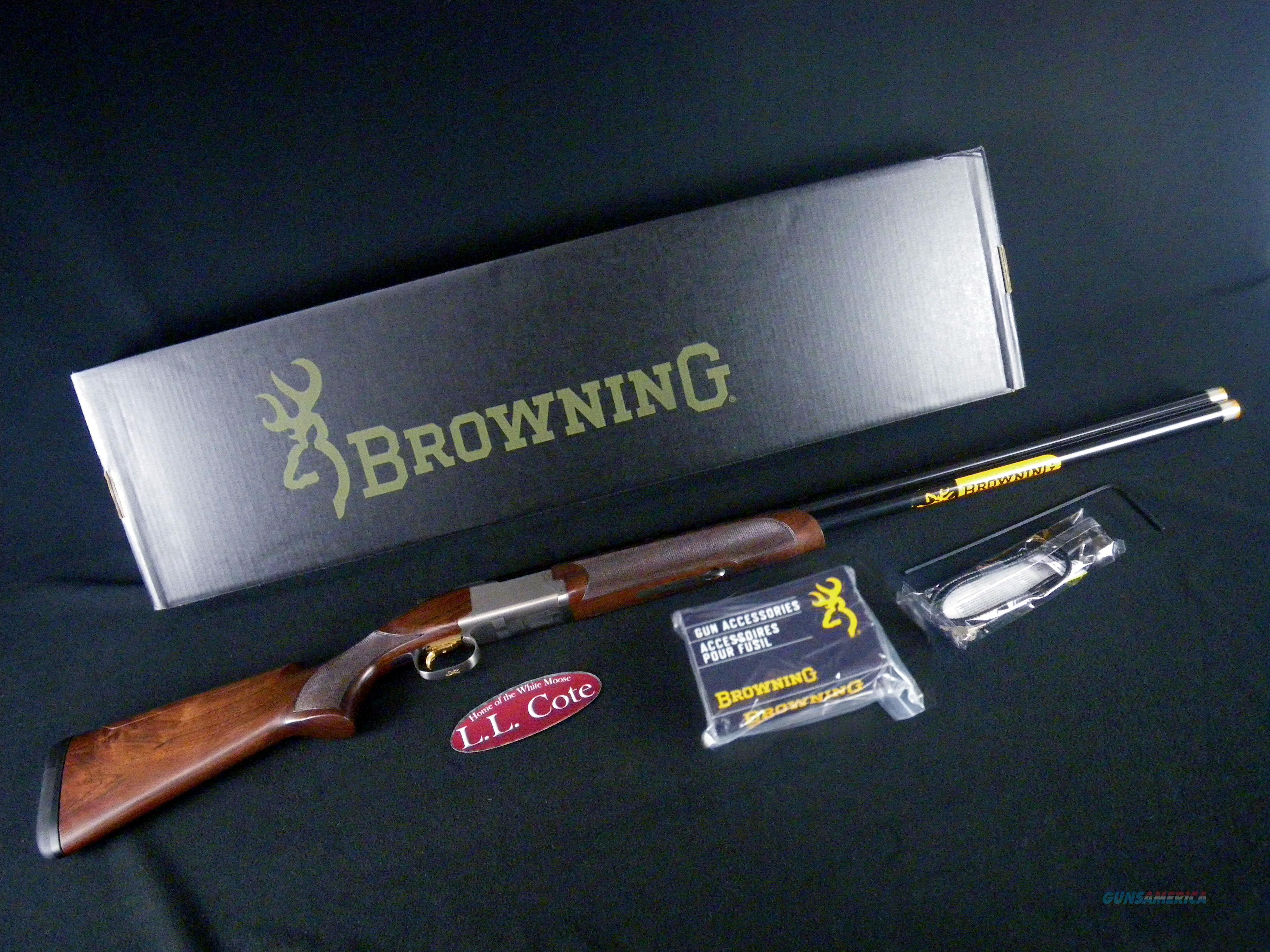 "Browning Citori 725 Sporting Adj LH 12ga 30"" NEW 3"" 0181993010  Guns > Shotguns > Browning Shotguns > Over Unders > Citori > Hunting"