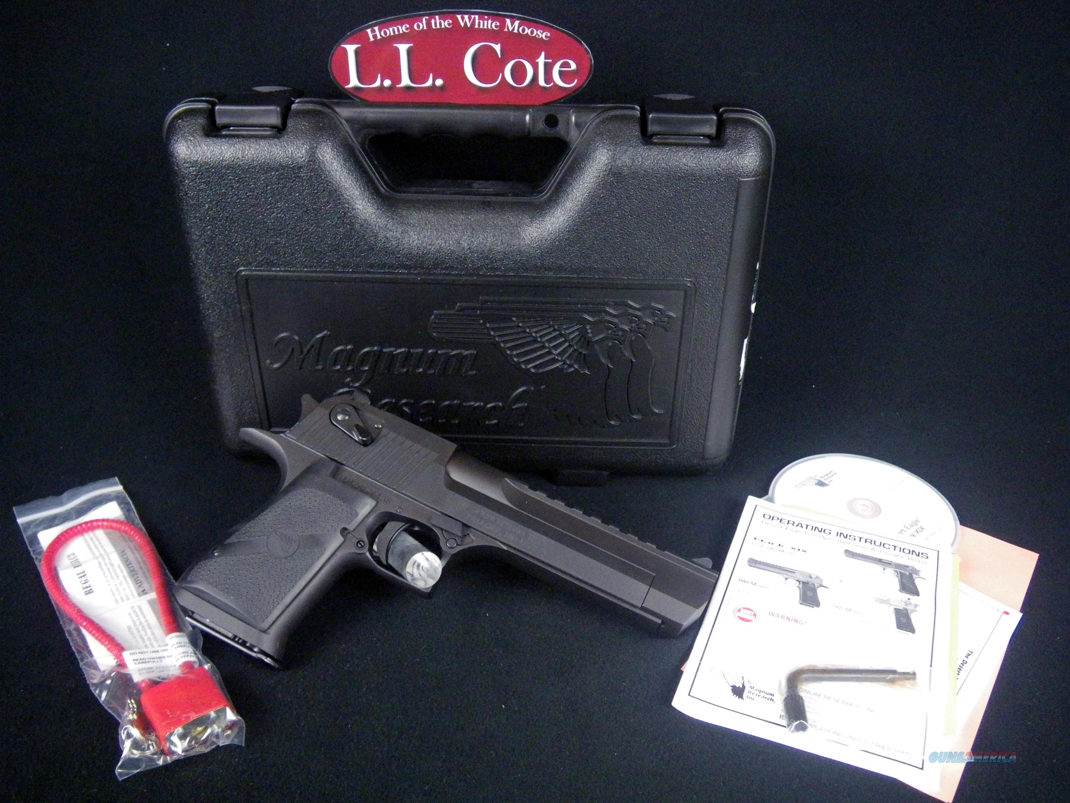 "Magnum Research Desert Eagle 357Mag 6"" NEW #DE357  Guns > Pistols > Magnum Research Pistols"